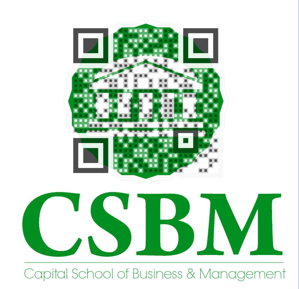 CSBM QR Code