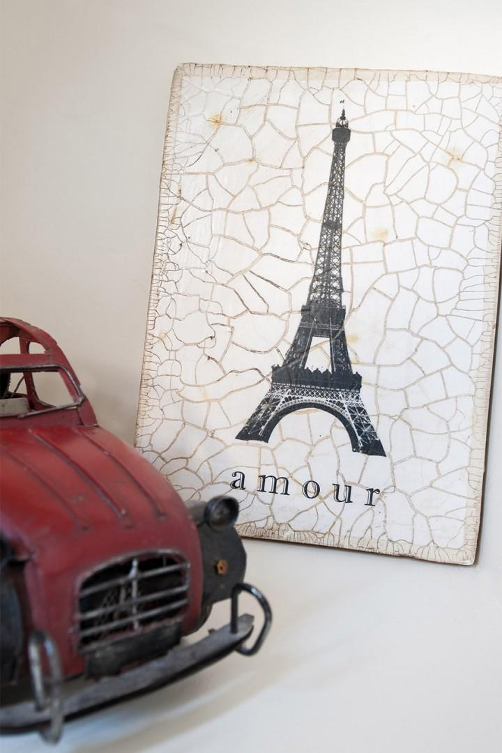 Love for Paris