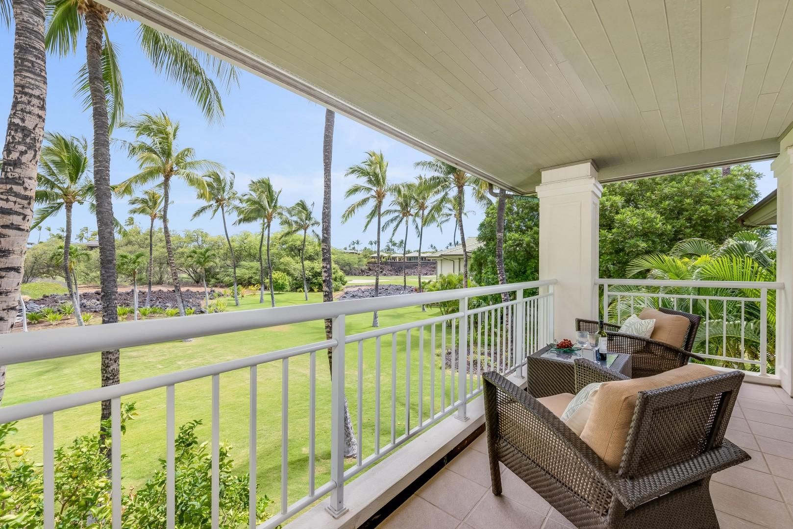 Enjoy Tropical Breezes From Your Private Lanai Off Primary Bedroom
