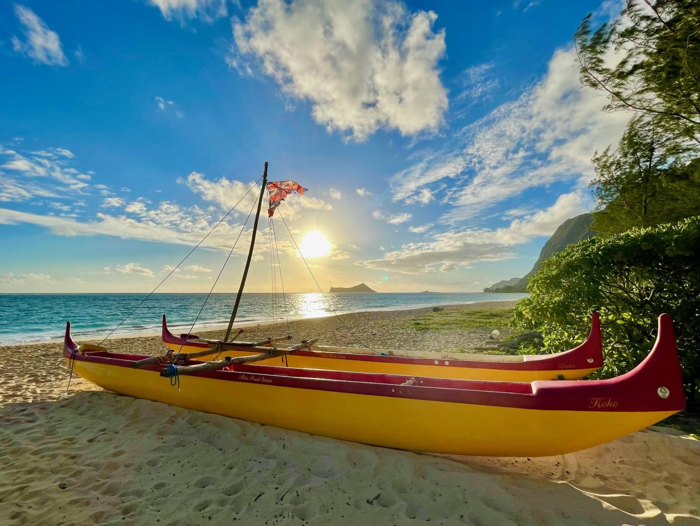 Stunning Waimanalo Beach!