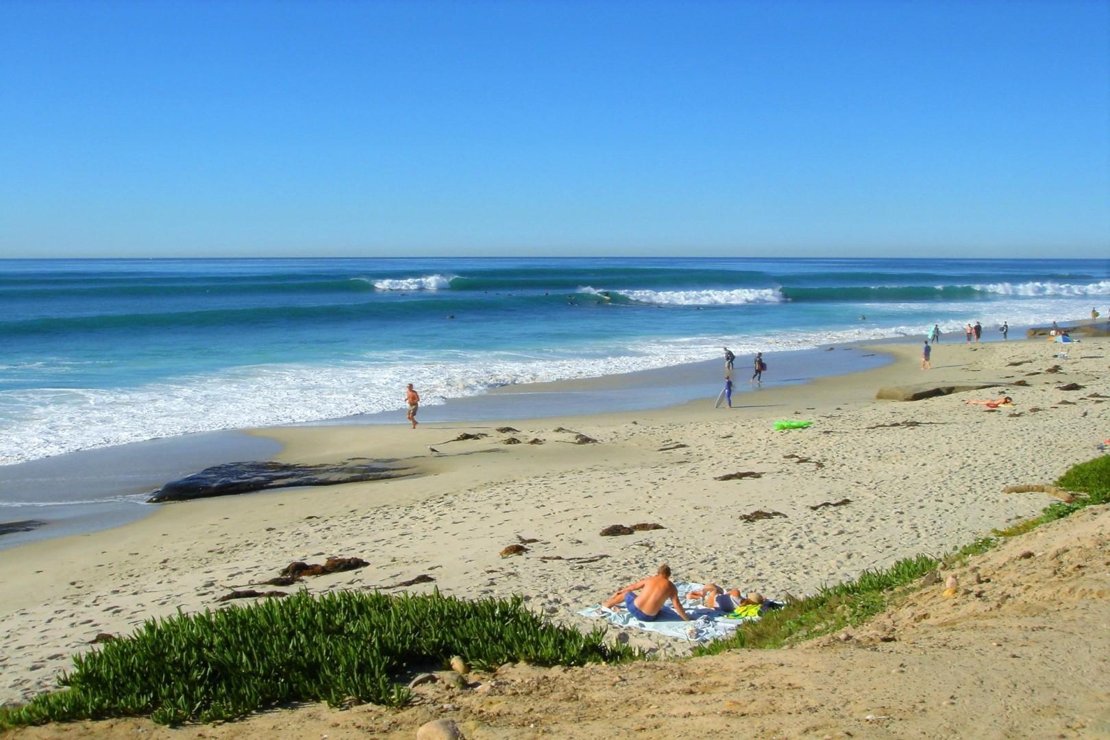 Ever-changing coastline