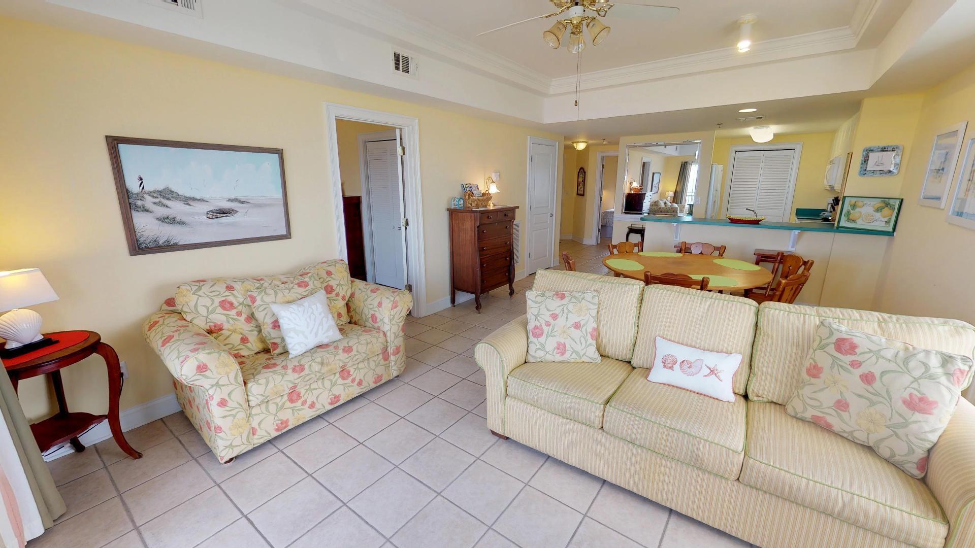 Bay View Villas 305