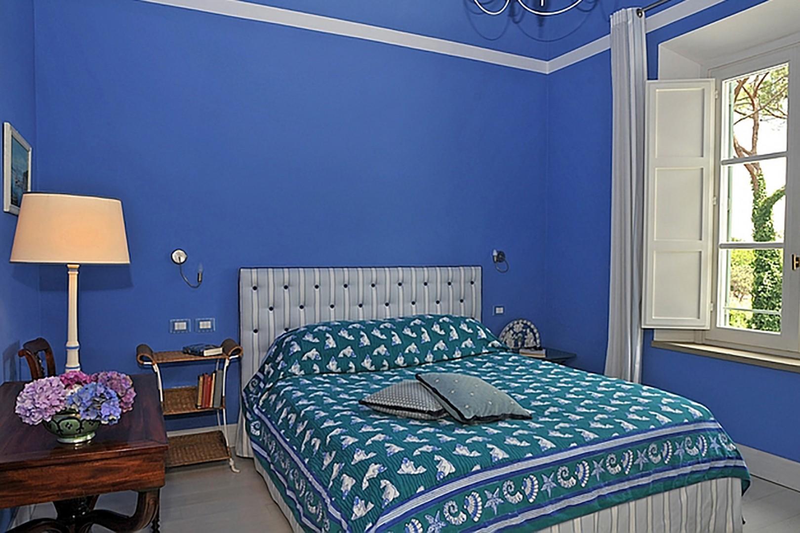 Bedroom 6 with en suite bathroom.
