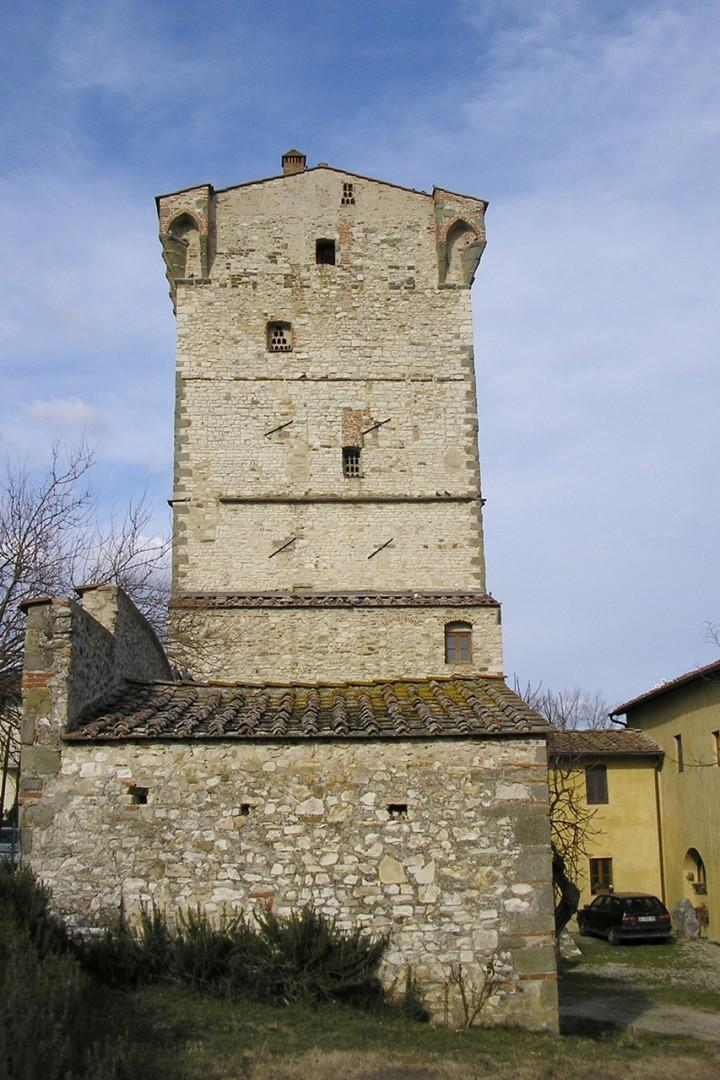 Tower of Pian dell'Isola.