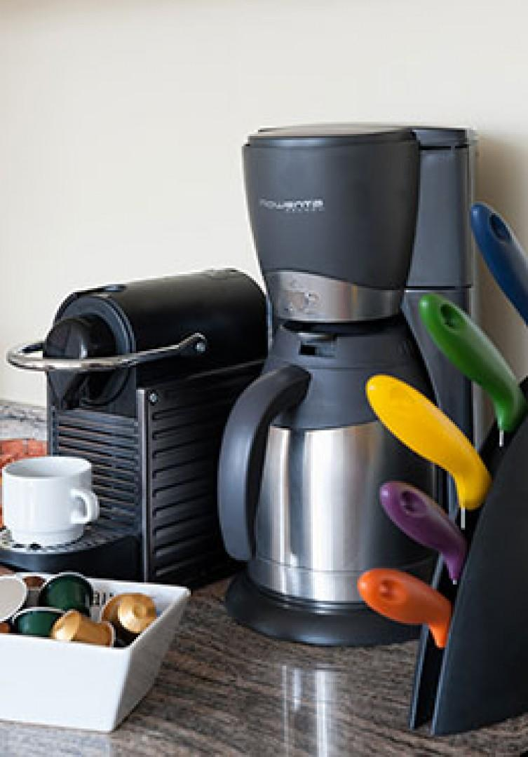 Start your day with a Nespresso!