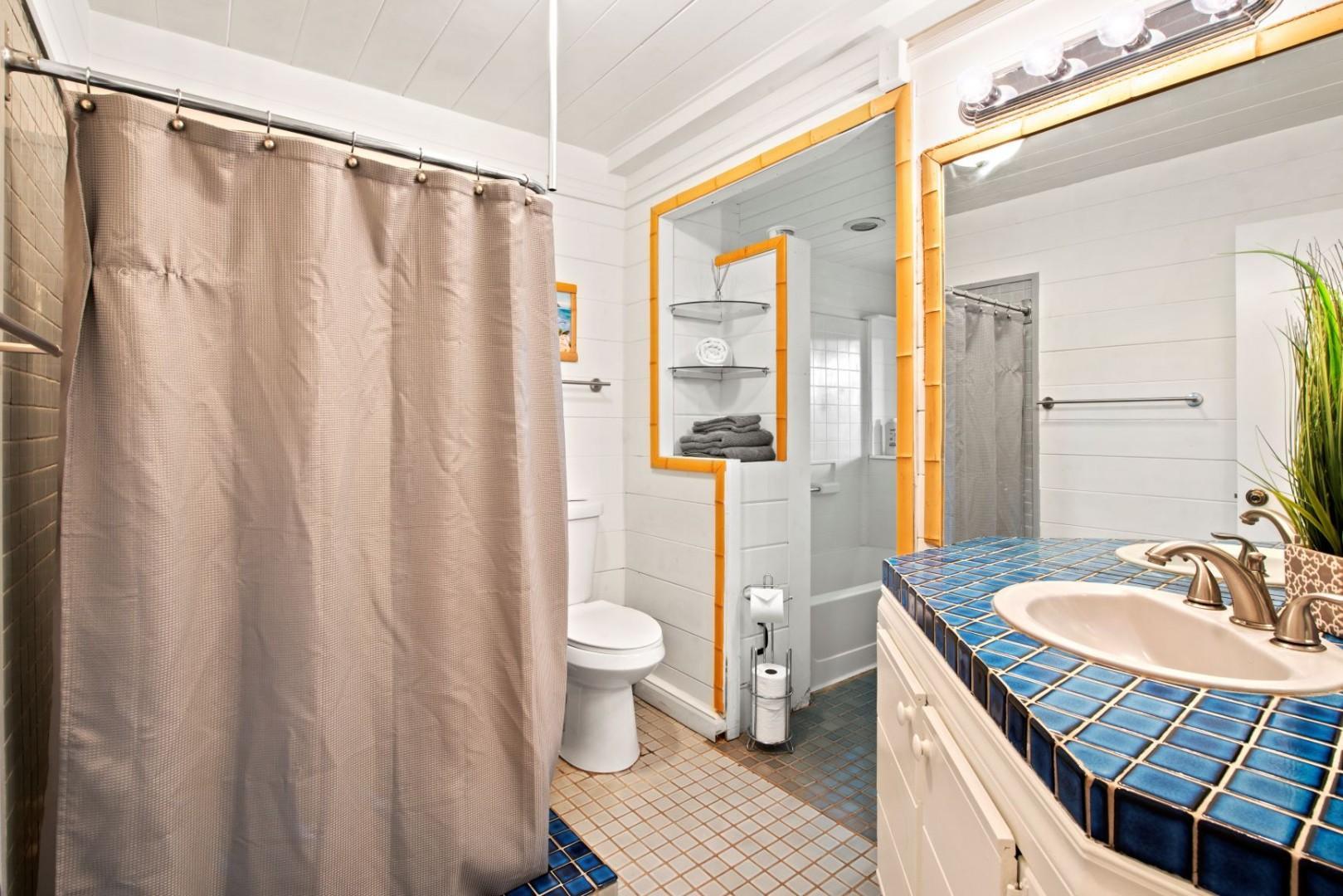 11 downstairs bathroom