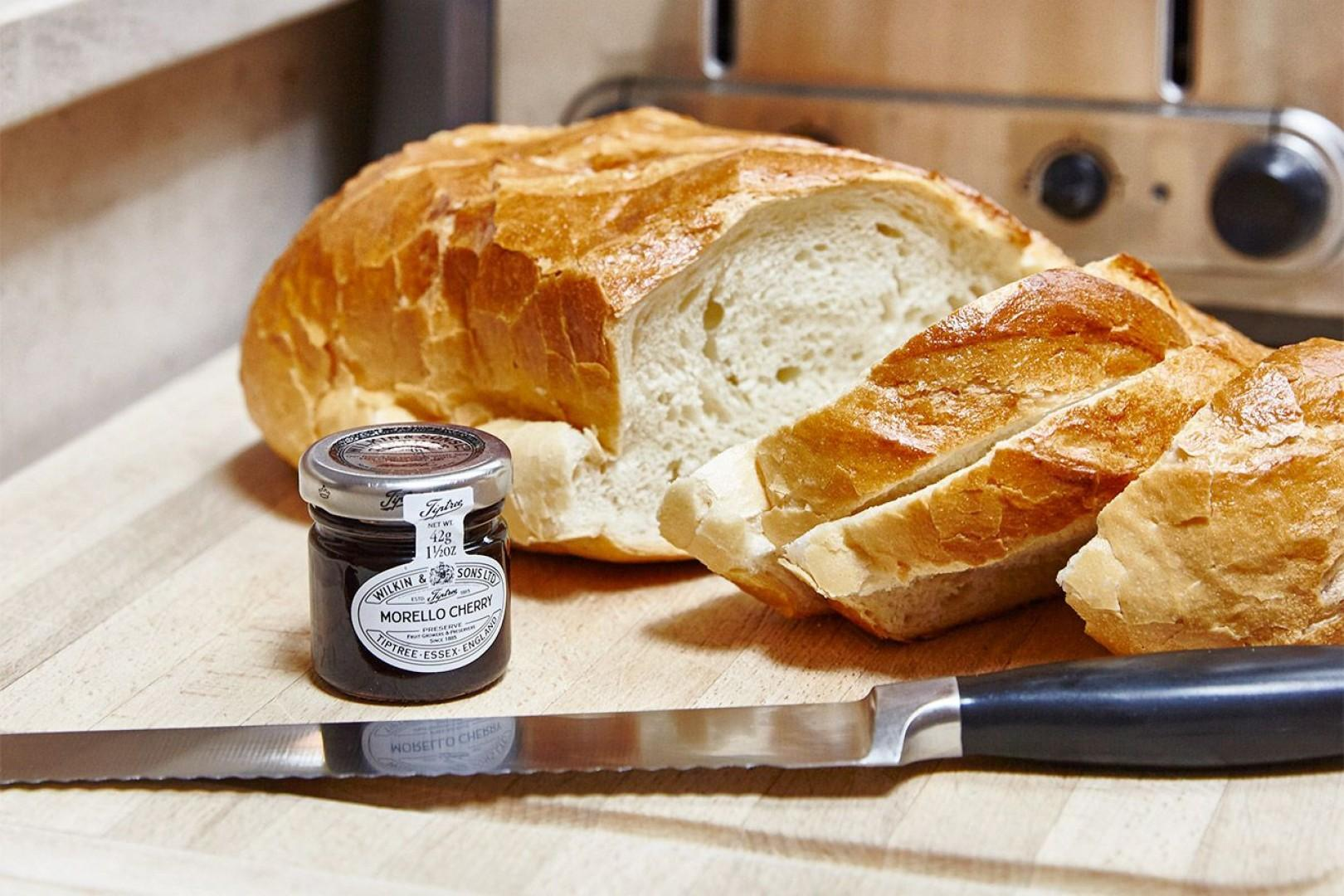 Prepare your breakfasts at home with locally made products