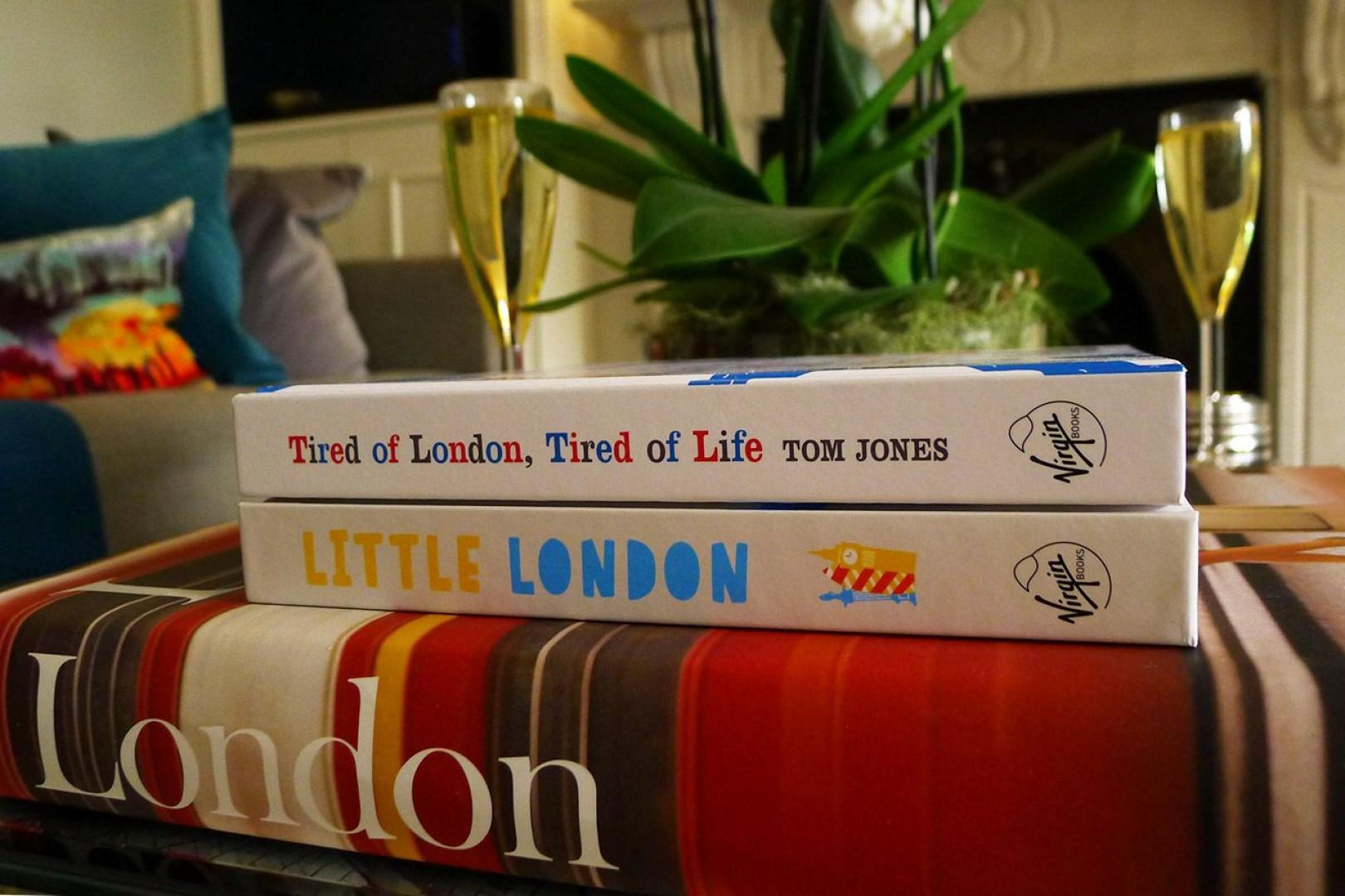 Great collection of London based books for you to read