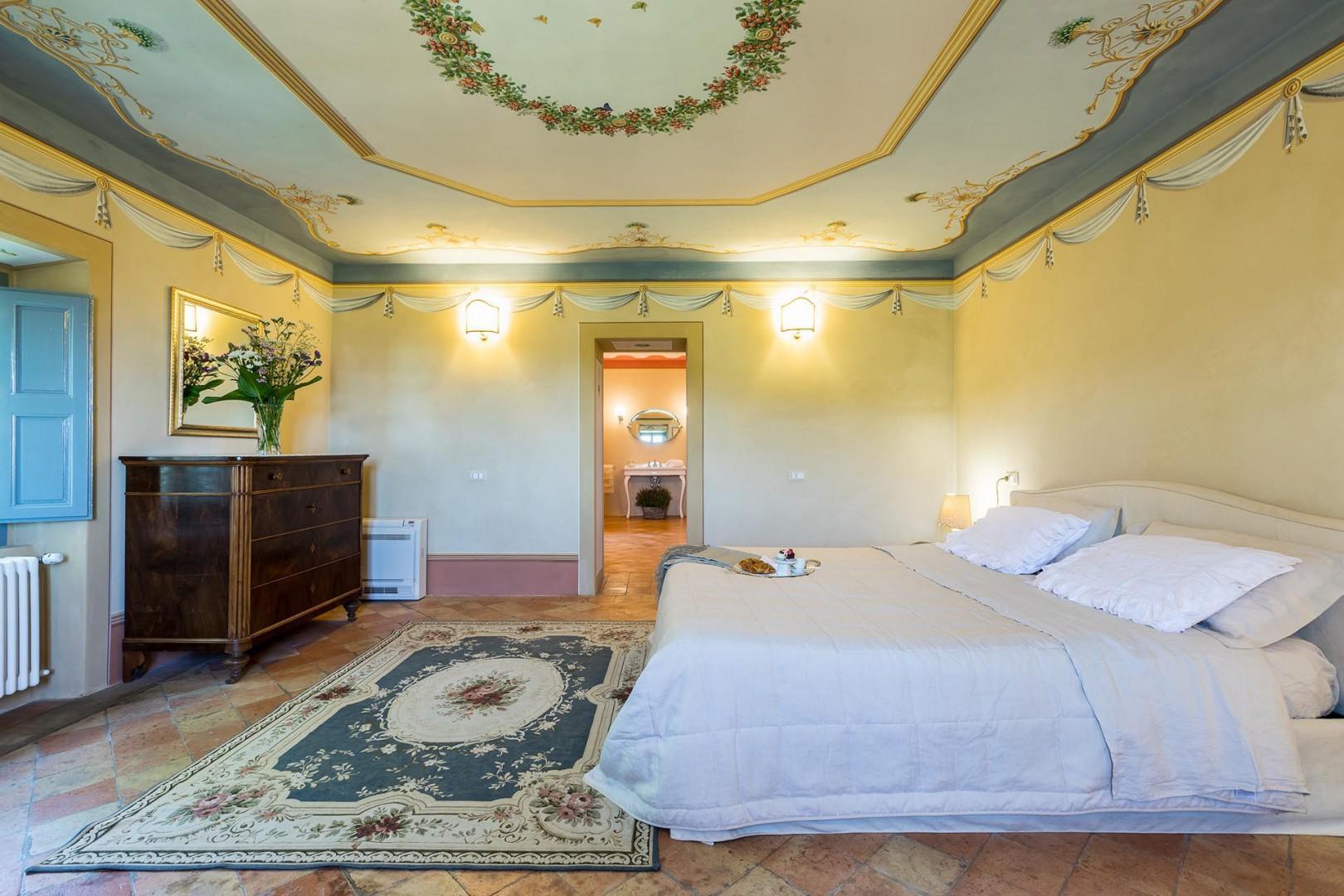 Large bedroom 1 with en suite bathroom.