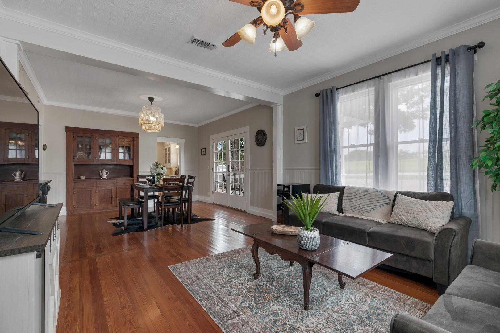 Stunning New Home with Hot Tub Just 1 Mile from Main St!