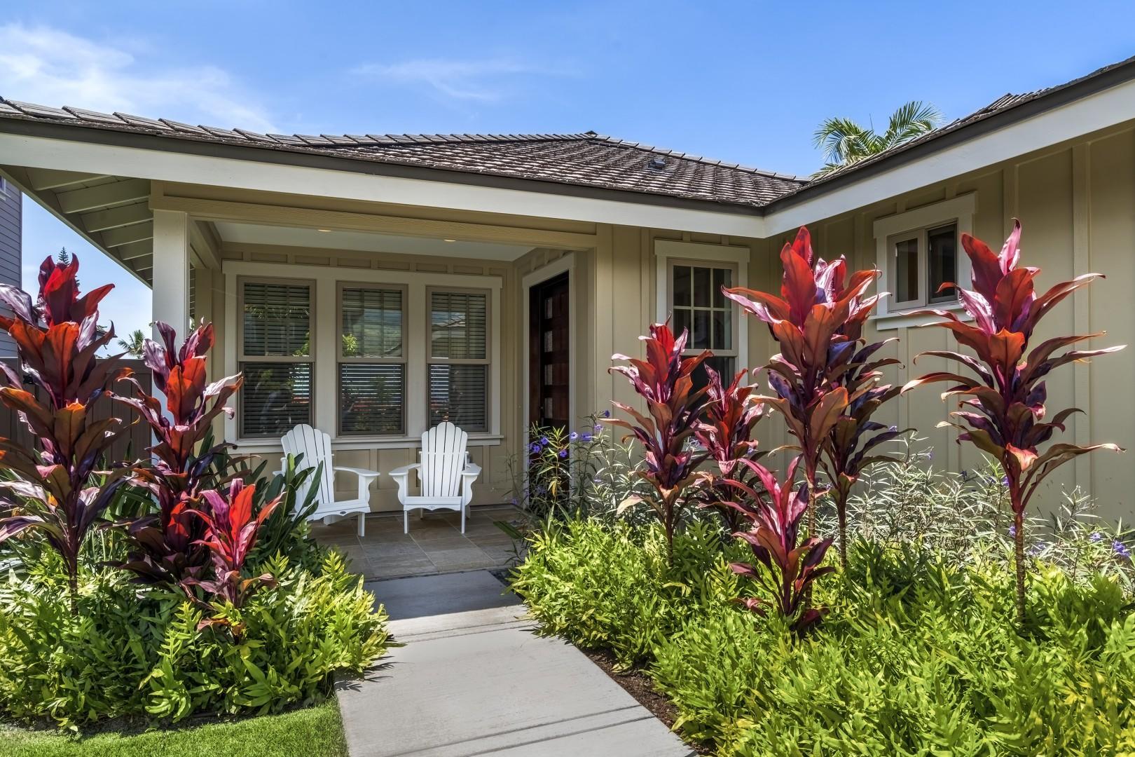 Entry to Holua Kai #18 entry