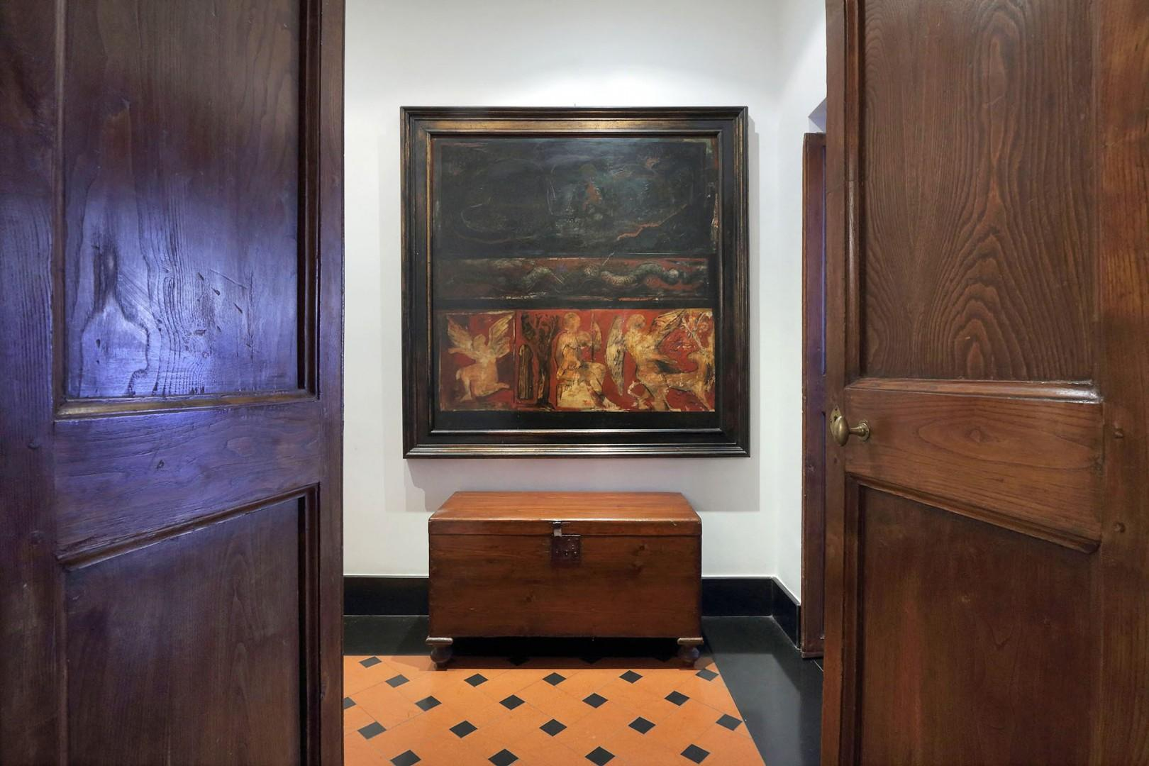 Handsome entry hall