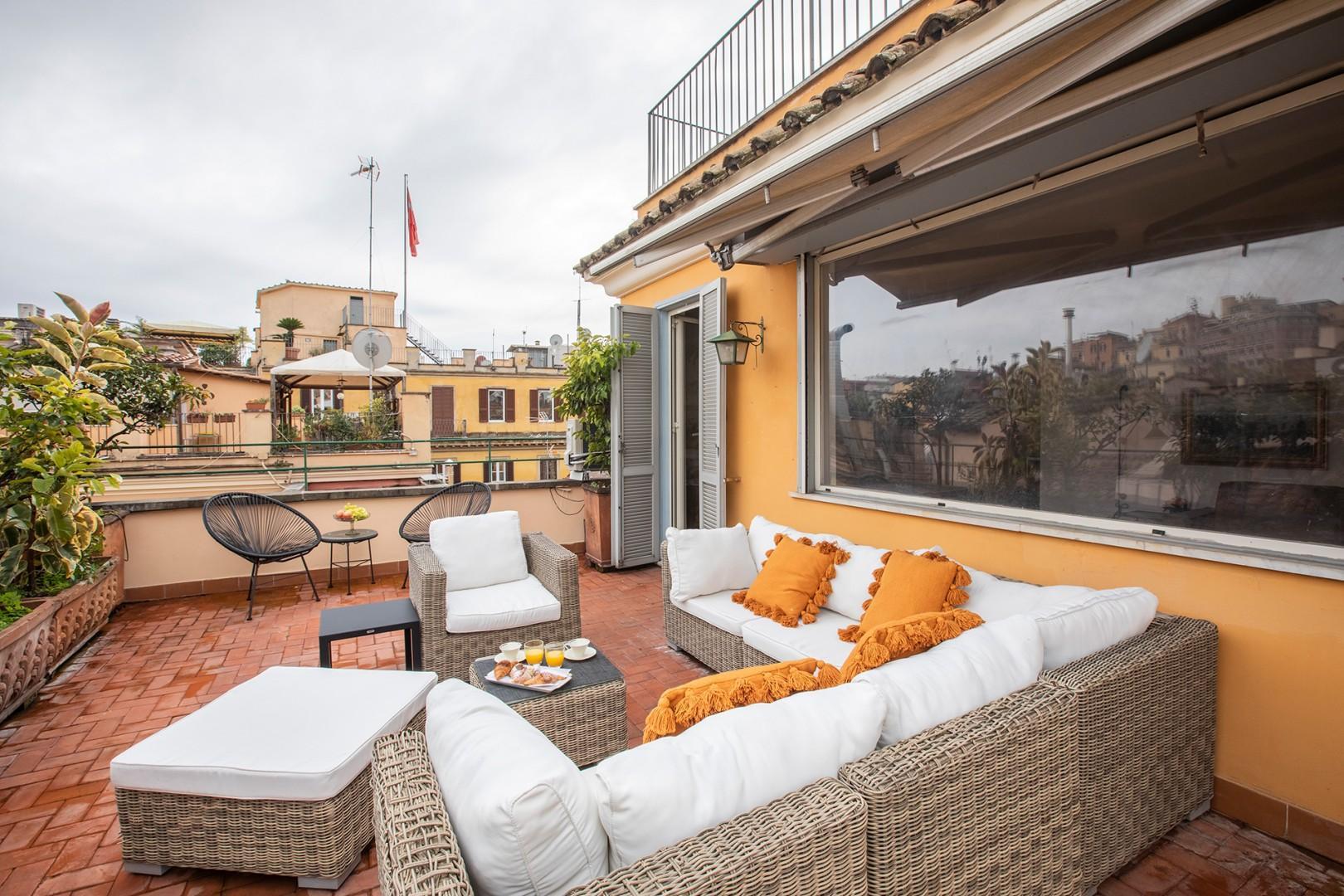 Balcony of Donizetti Dream
