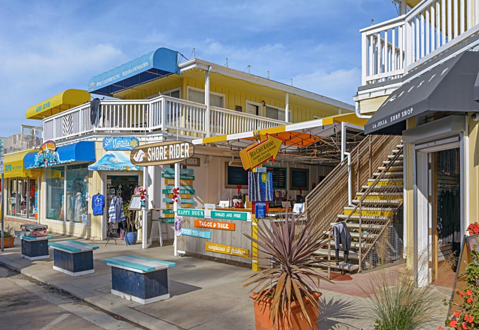Nearby rentals in La Jolla Shores
