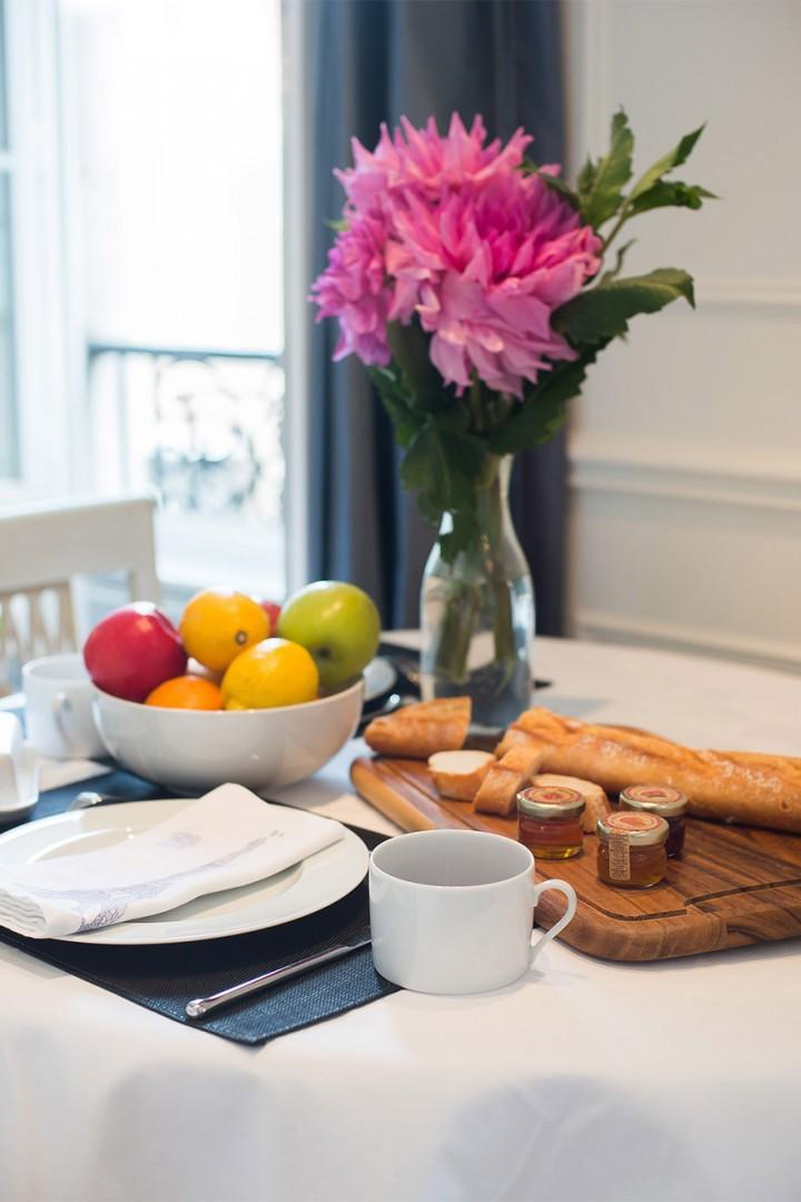 Spoil yourself with a decadent French breakfast at home!