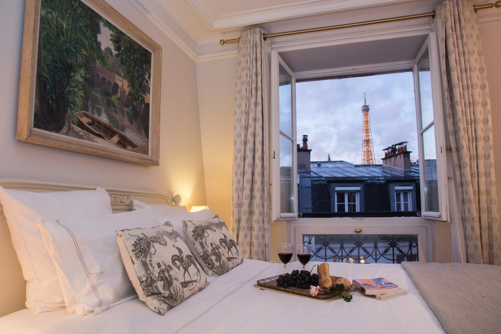 Spoil a loved one with a romantic night in.