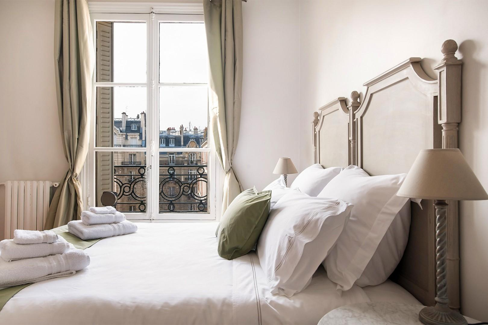 A perfectly Parisian view!