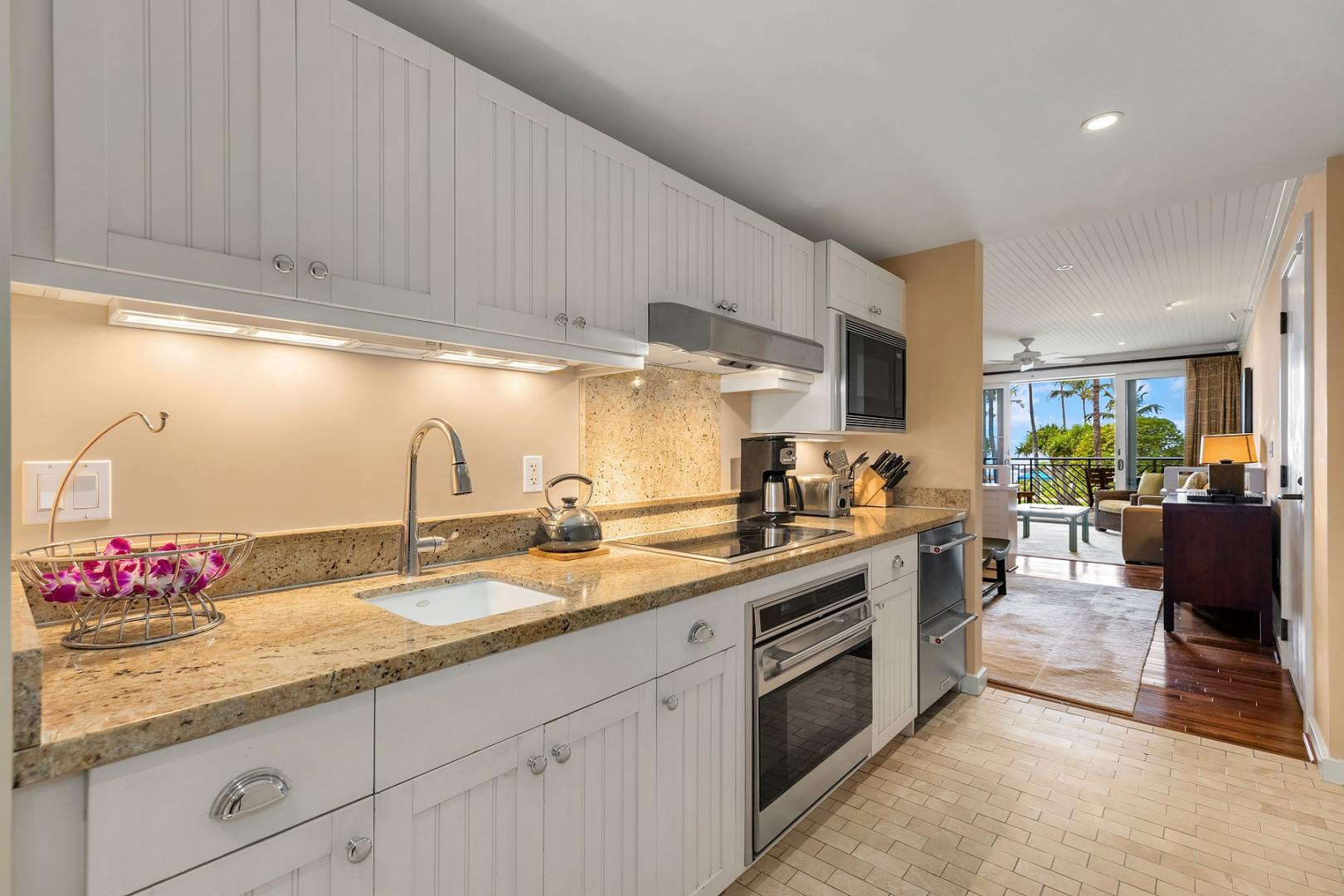 Villa 205: Kitchen