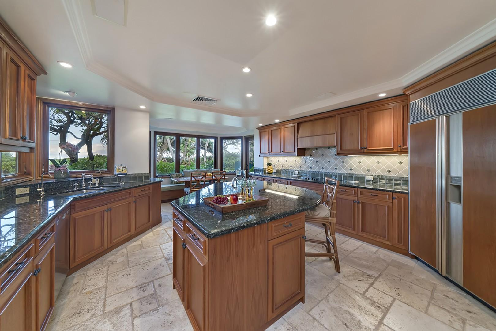 Guest house: Kitchen fully equipped