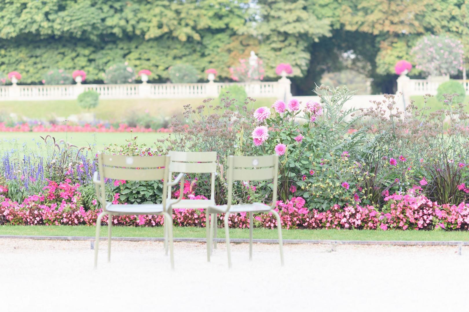 Relax in the peaceful Luxembourg Gardens, just minutes from the apartment.