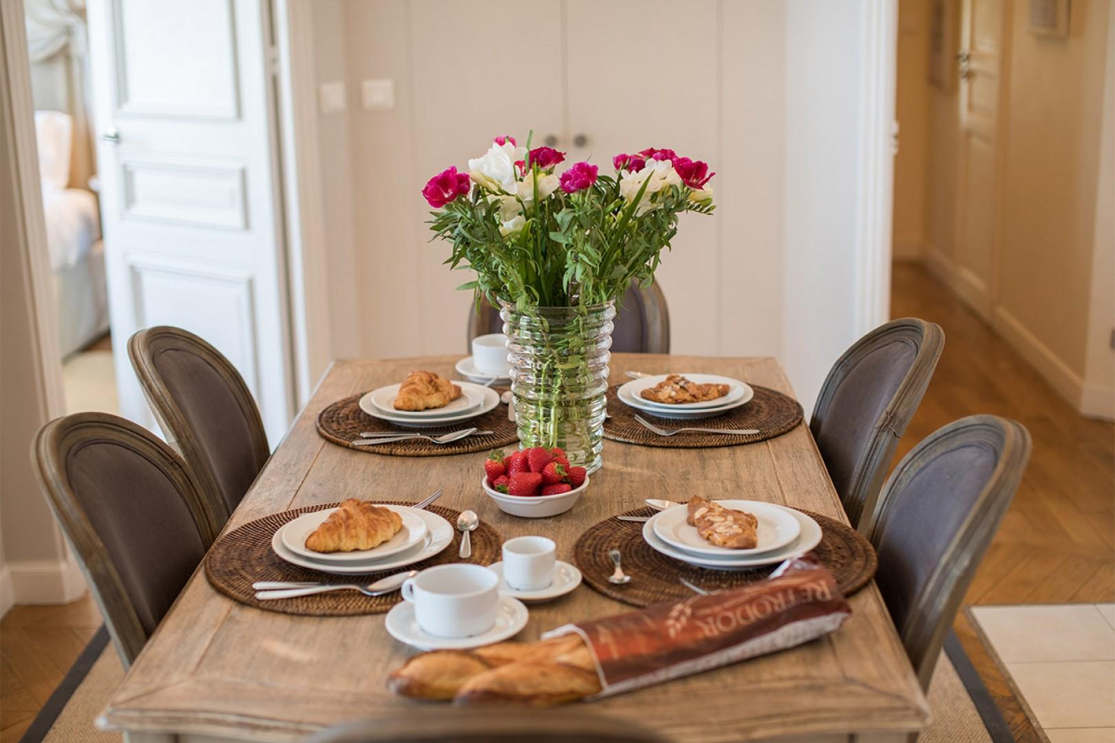 Bring home a stunning breakfast every morning!
