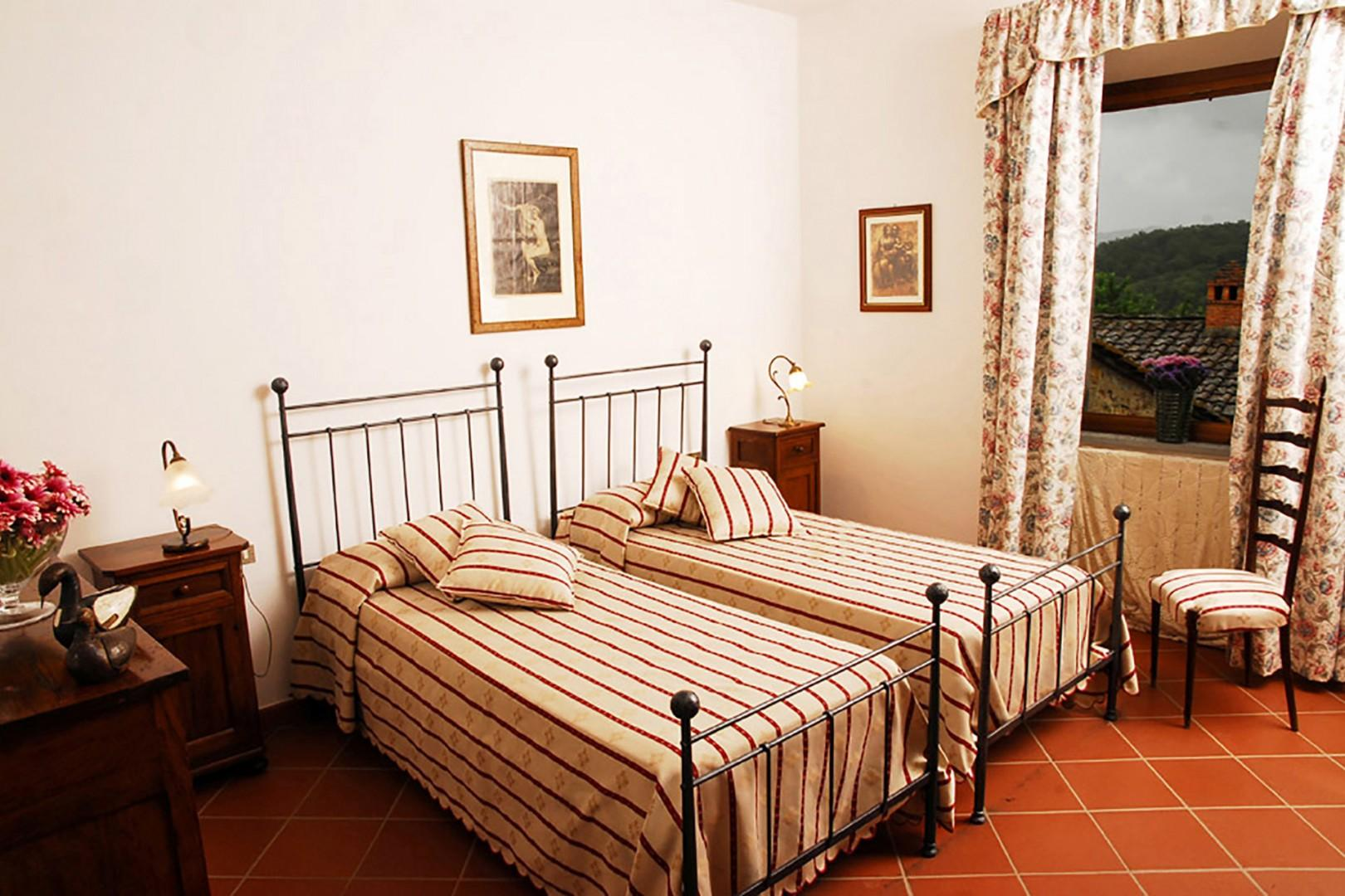 Two beds in bedroom 2