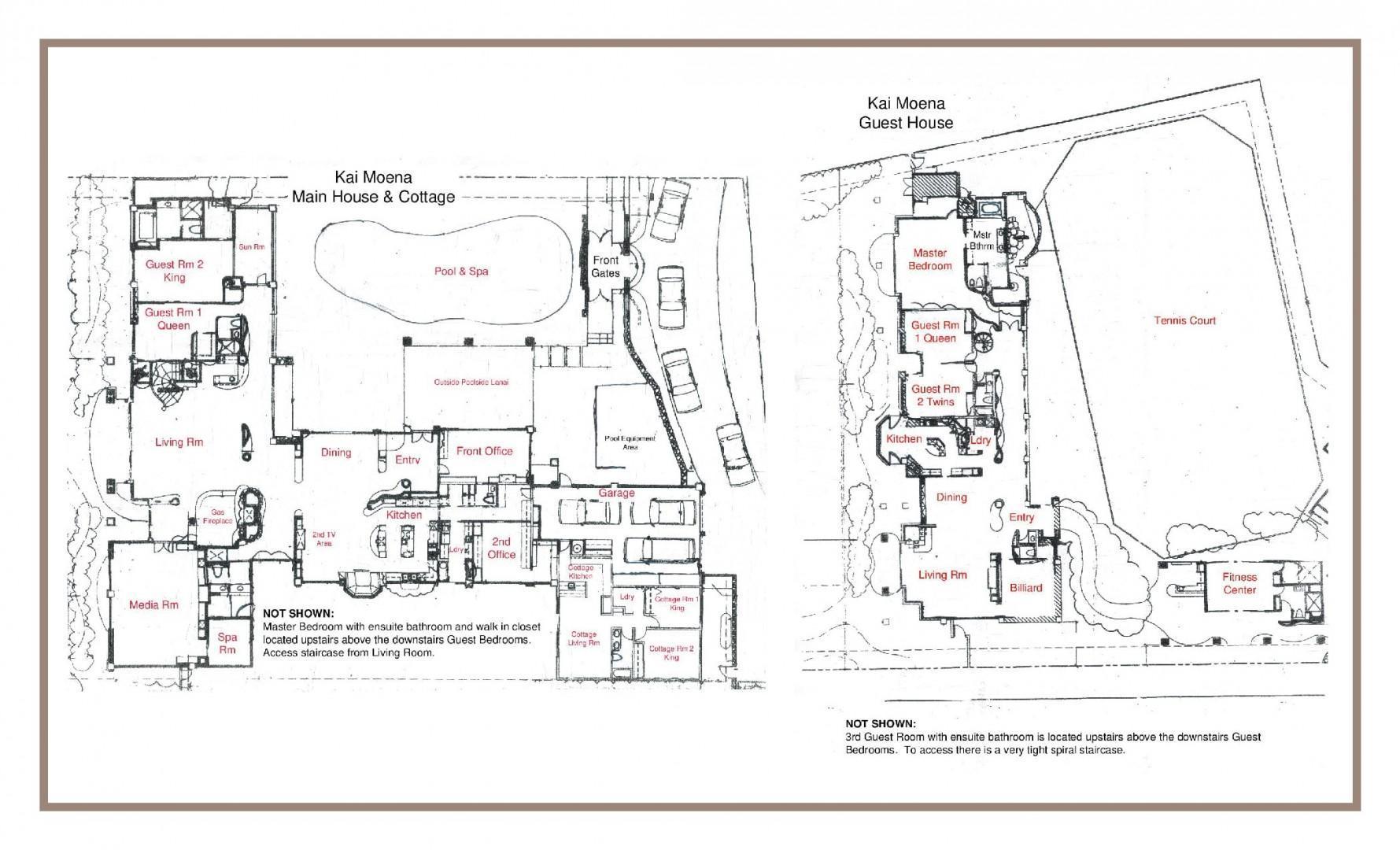 Kai Moena Estate Floor Plan