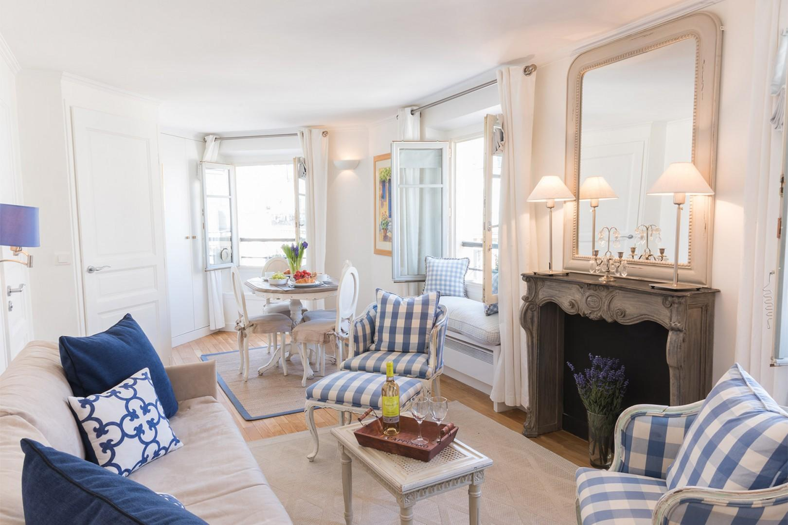 Welcome to our charming Pomerol apartment!