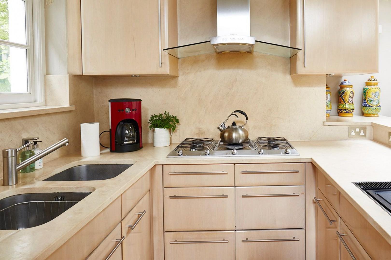Fantastic kitchen for entertaining