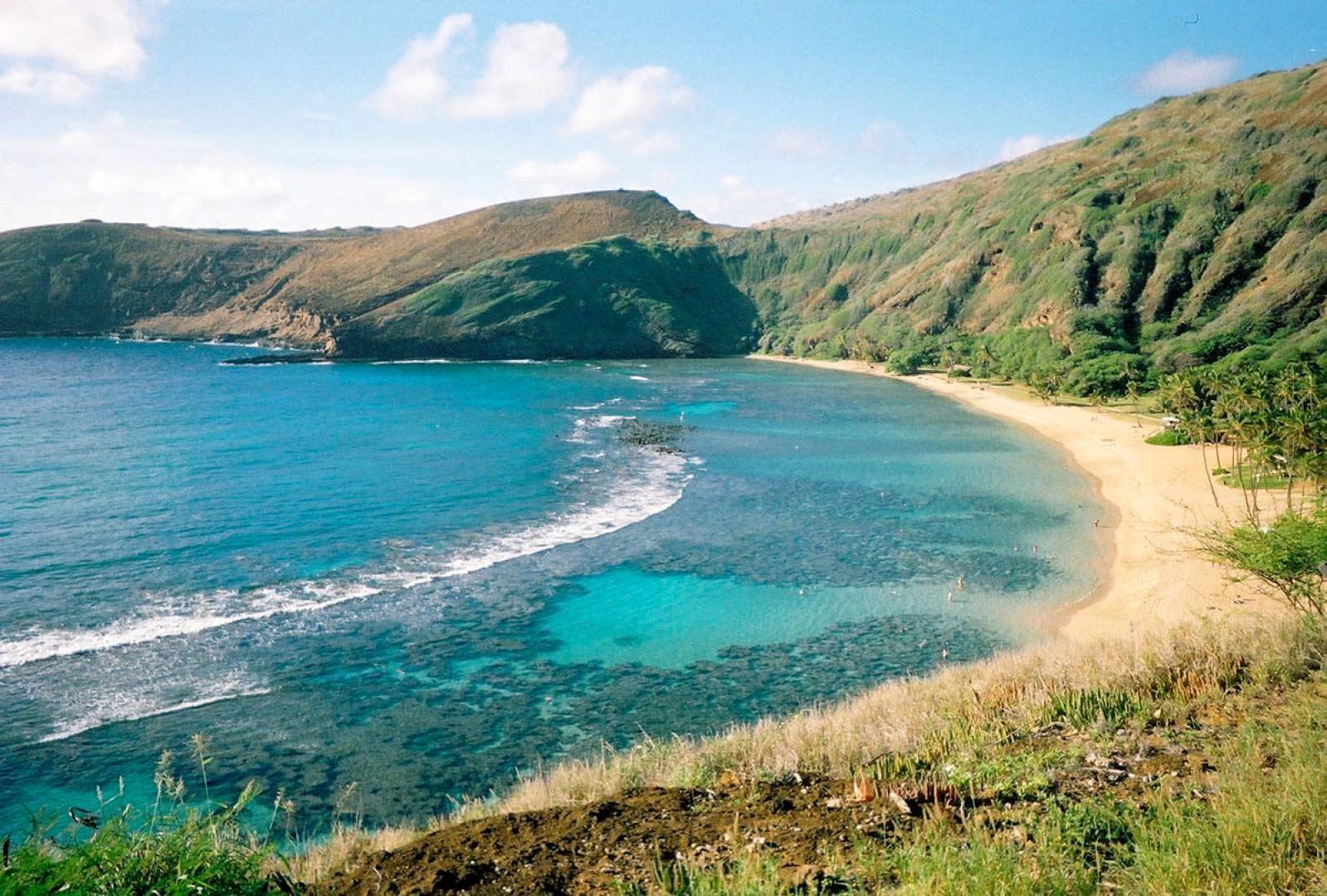 Beaches like world-famous Hanauma Bay are only a short drive away!