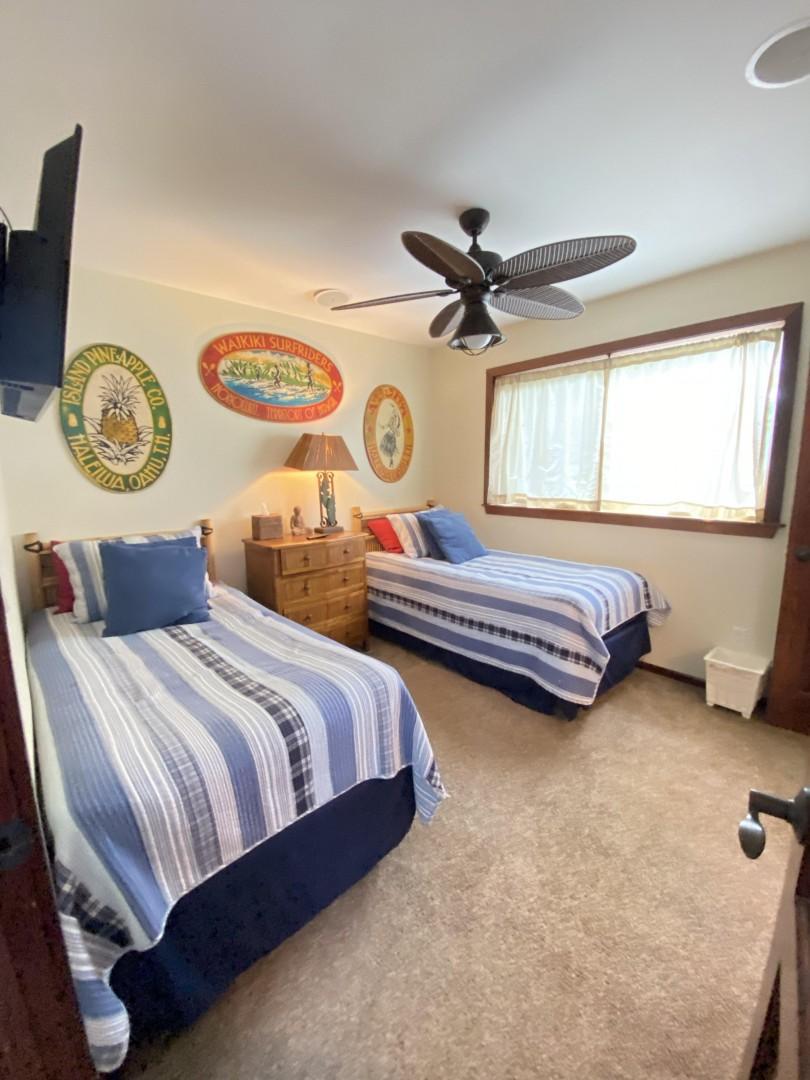 Bedroom 3  2 Twins