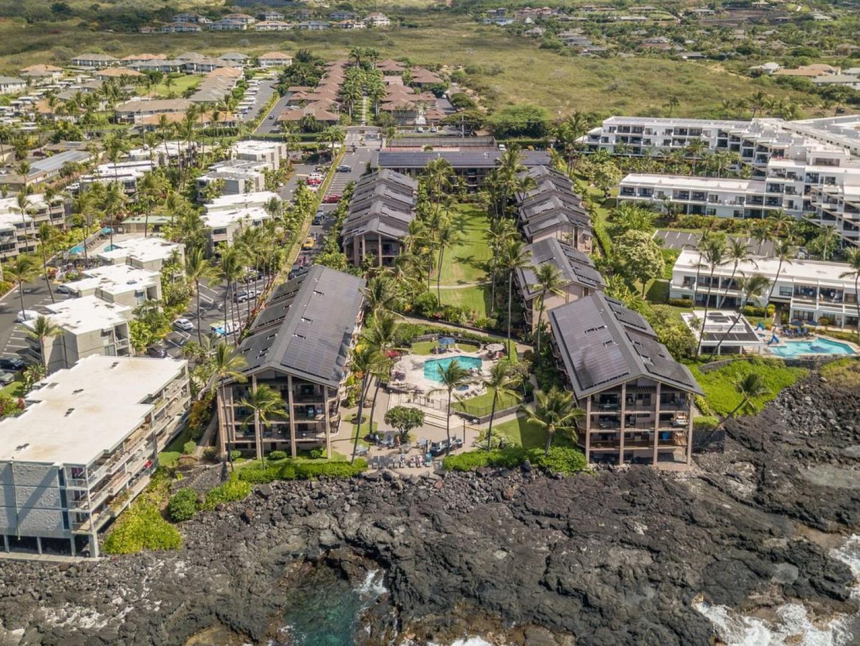 Aerial views of Kona Makai