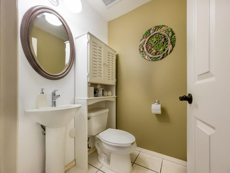 Downstairs Half-Bath