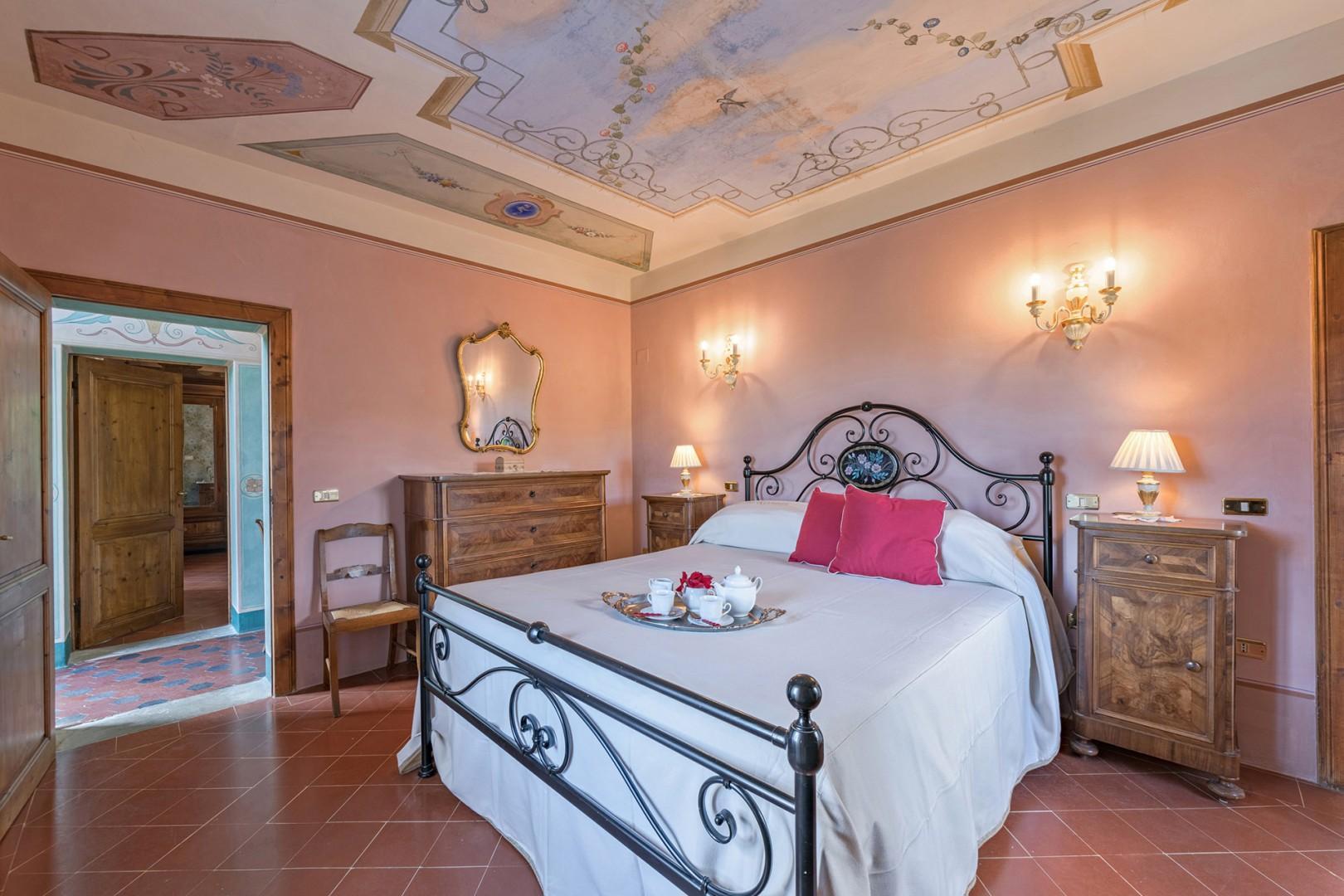 Bedroom 5 with en suite bathroom.