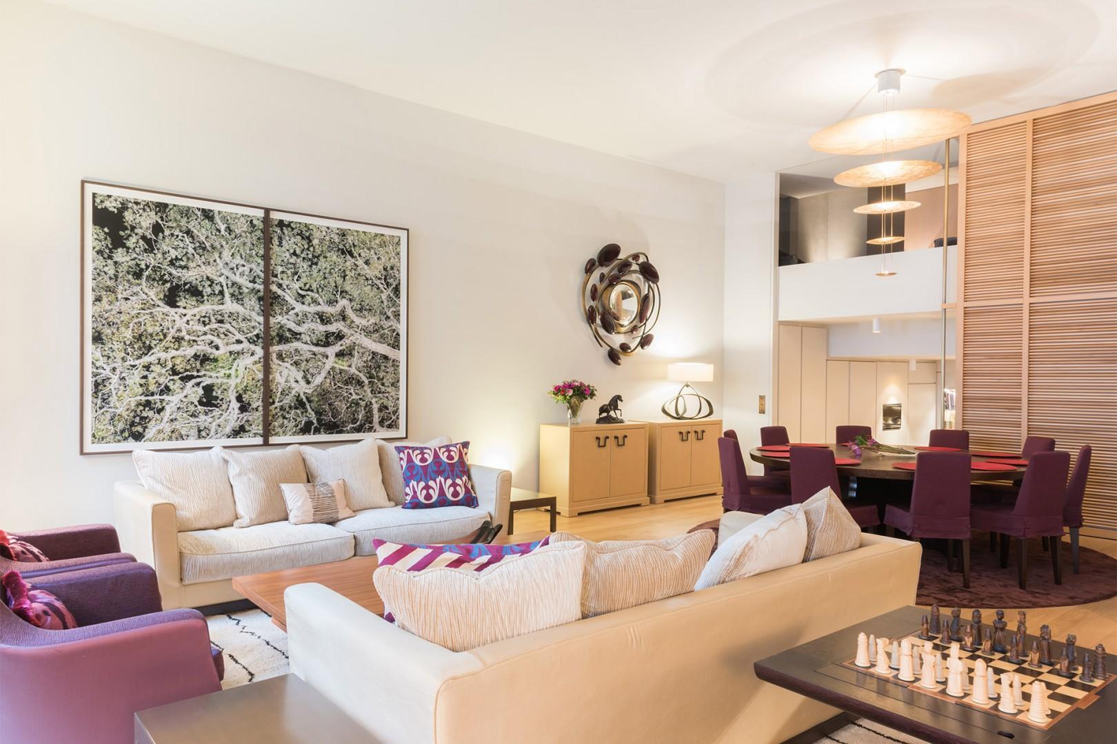 Welcome to the stunning Savigny Paris apartment!