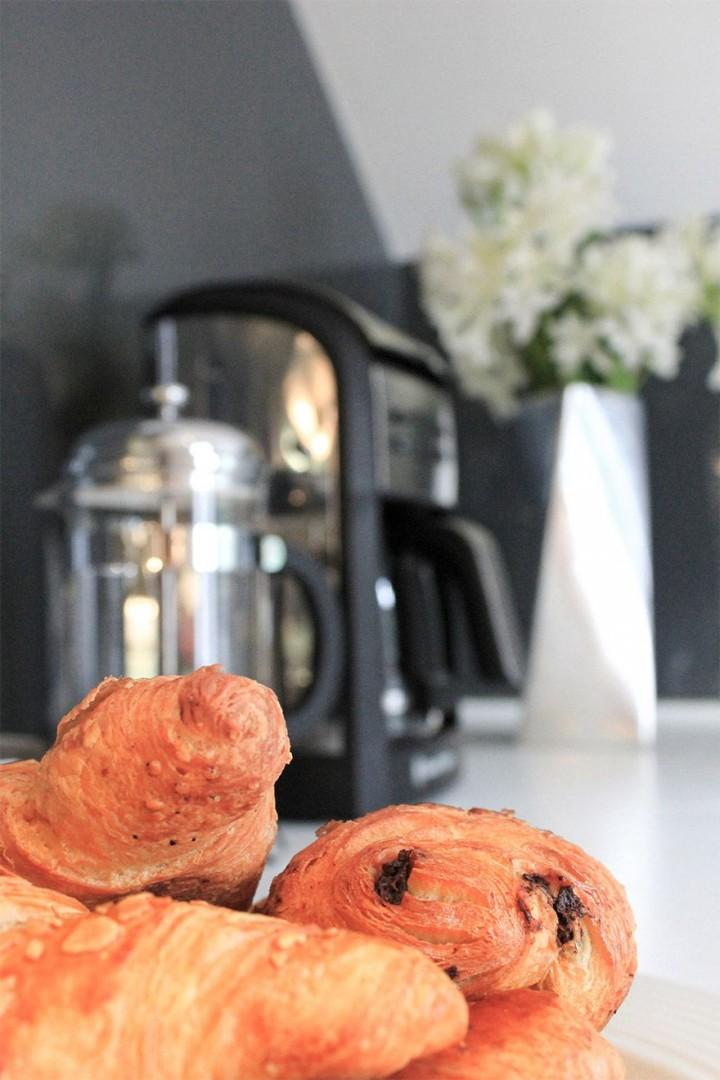 Enjoy breakfast at home!