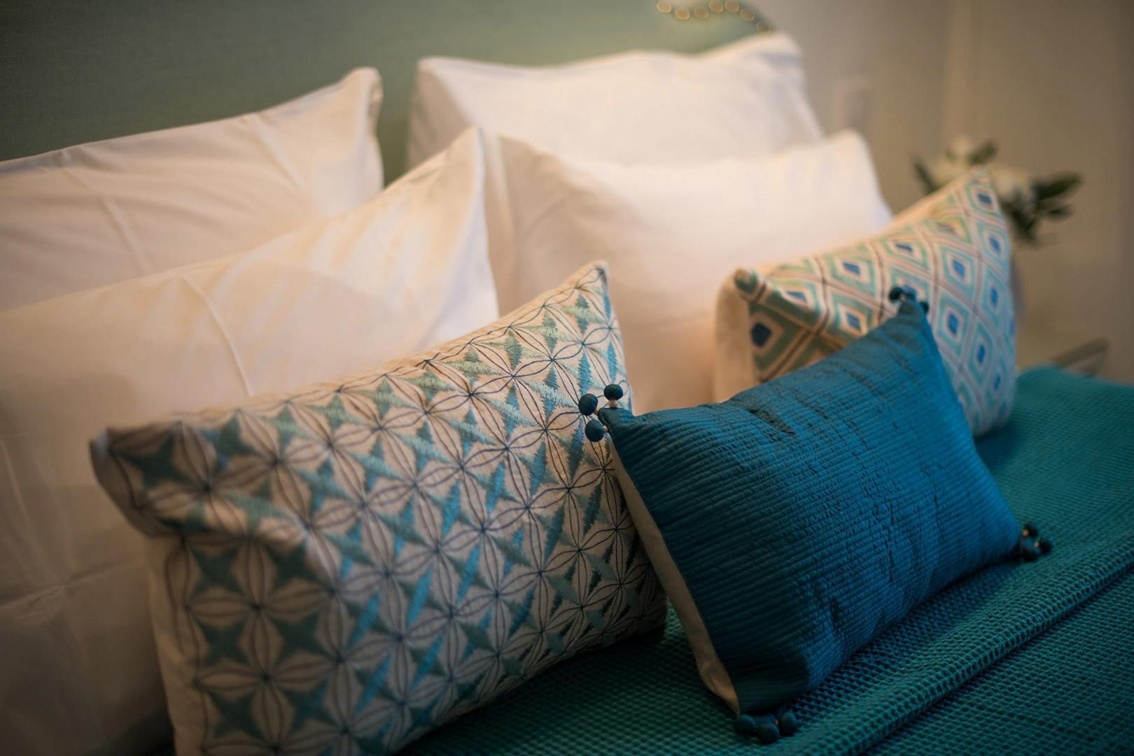 Get a good night's sleep in the cozy bedroom!