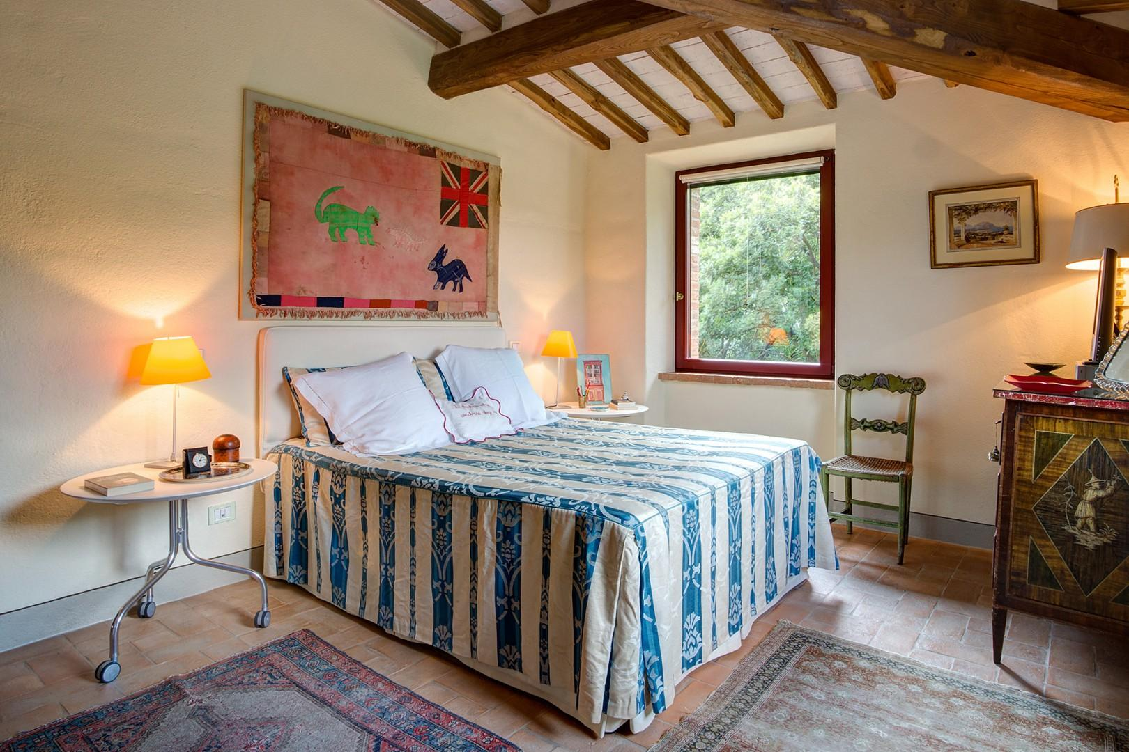 Cozy bedroom 3.