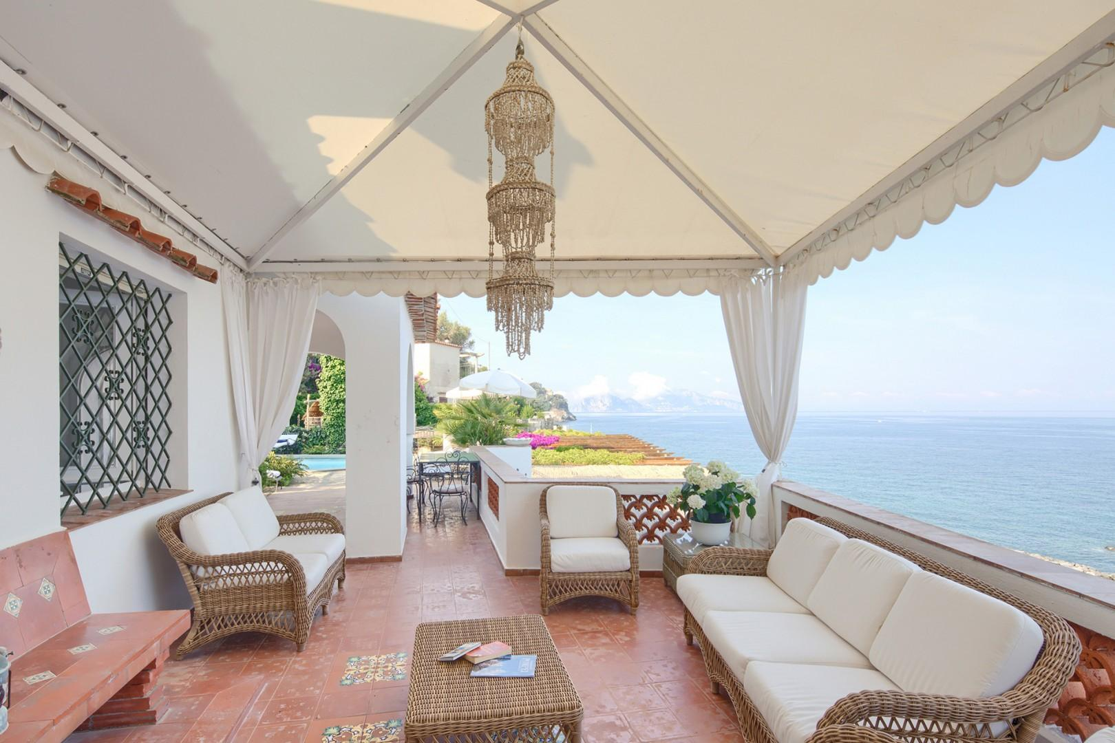 The views from Villa Sole are the natural, calming antidote to high blood pressure.