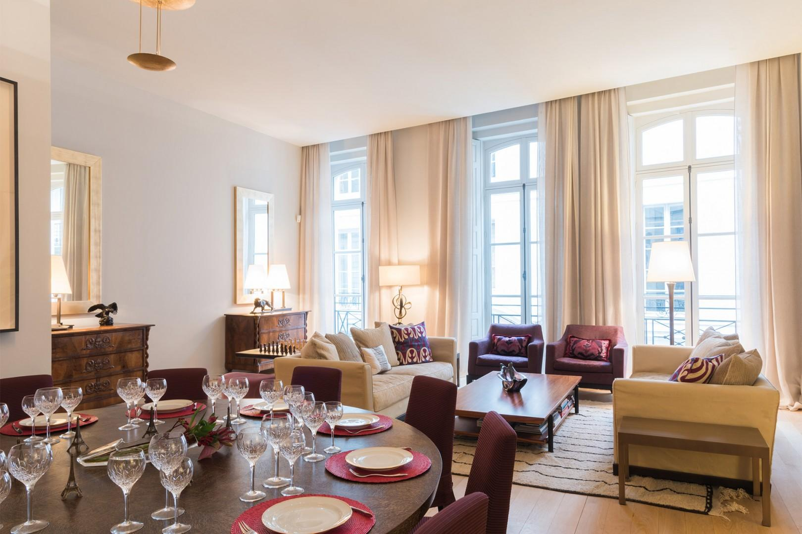 Your stylish haven in Paris