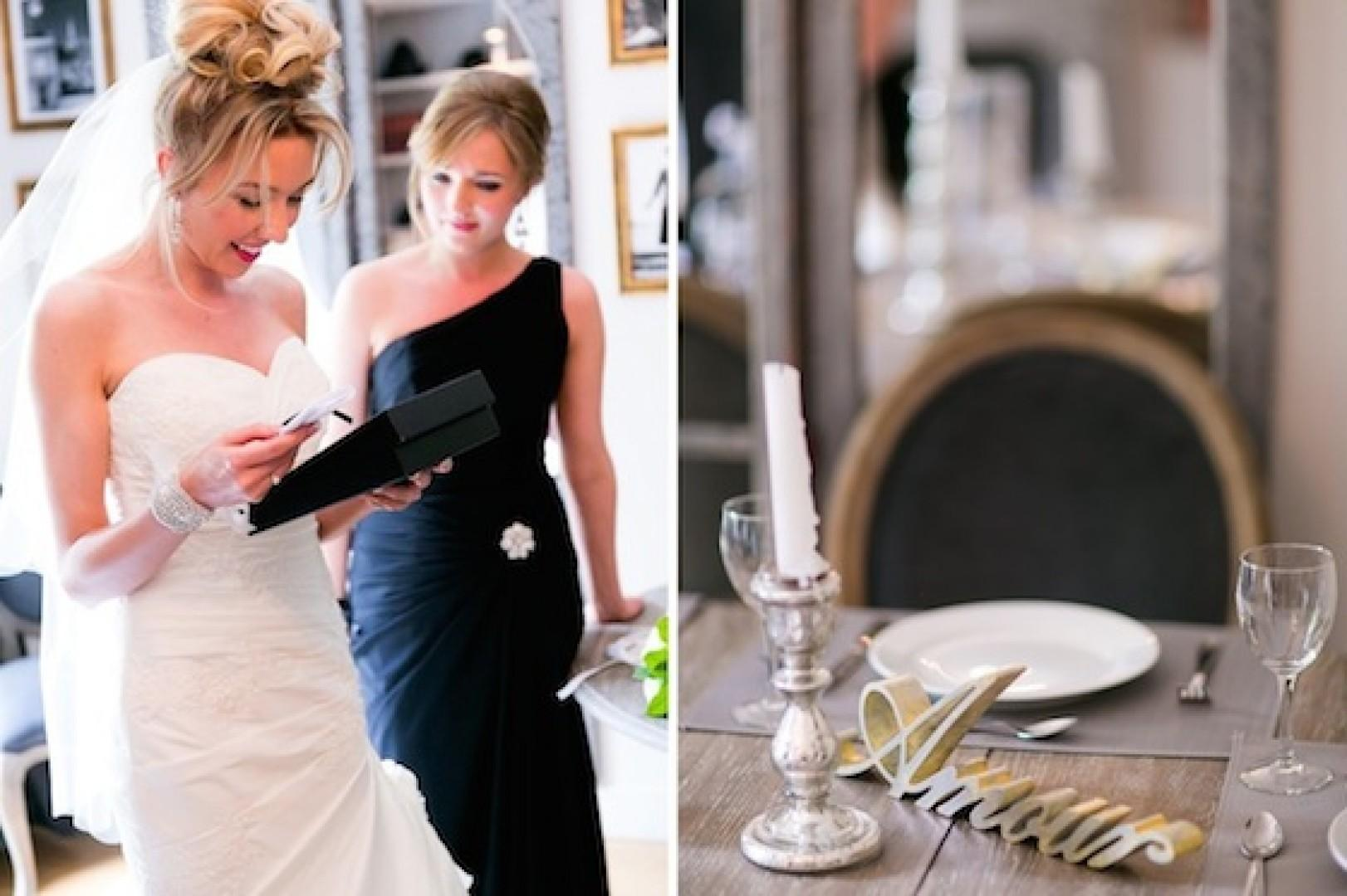 Beaujolais  is the perfect place to get ready for your big day.