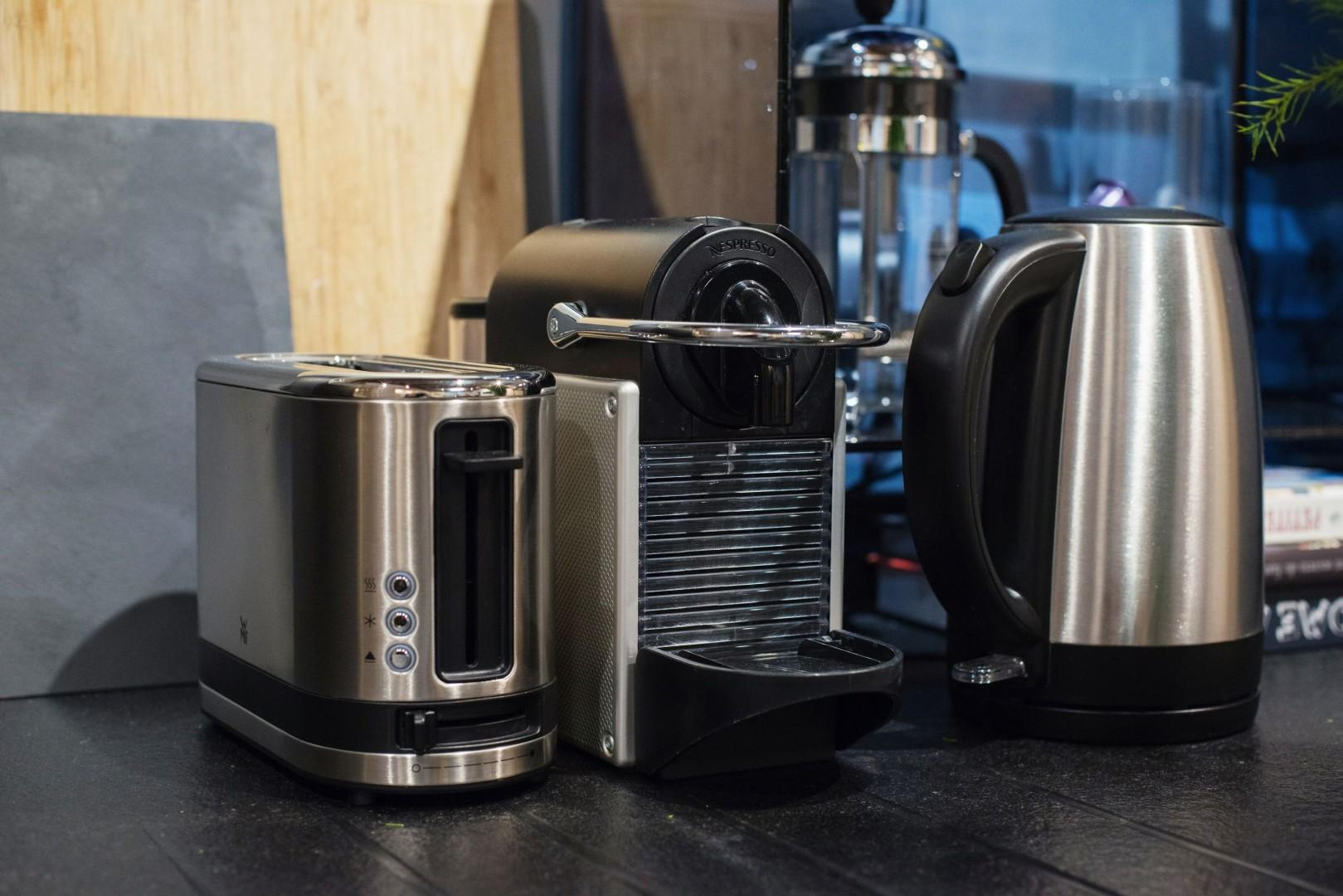 You'll love having your own Nespresso machine!