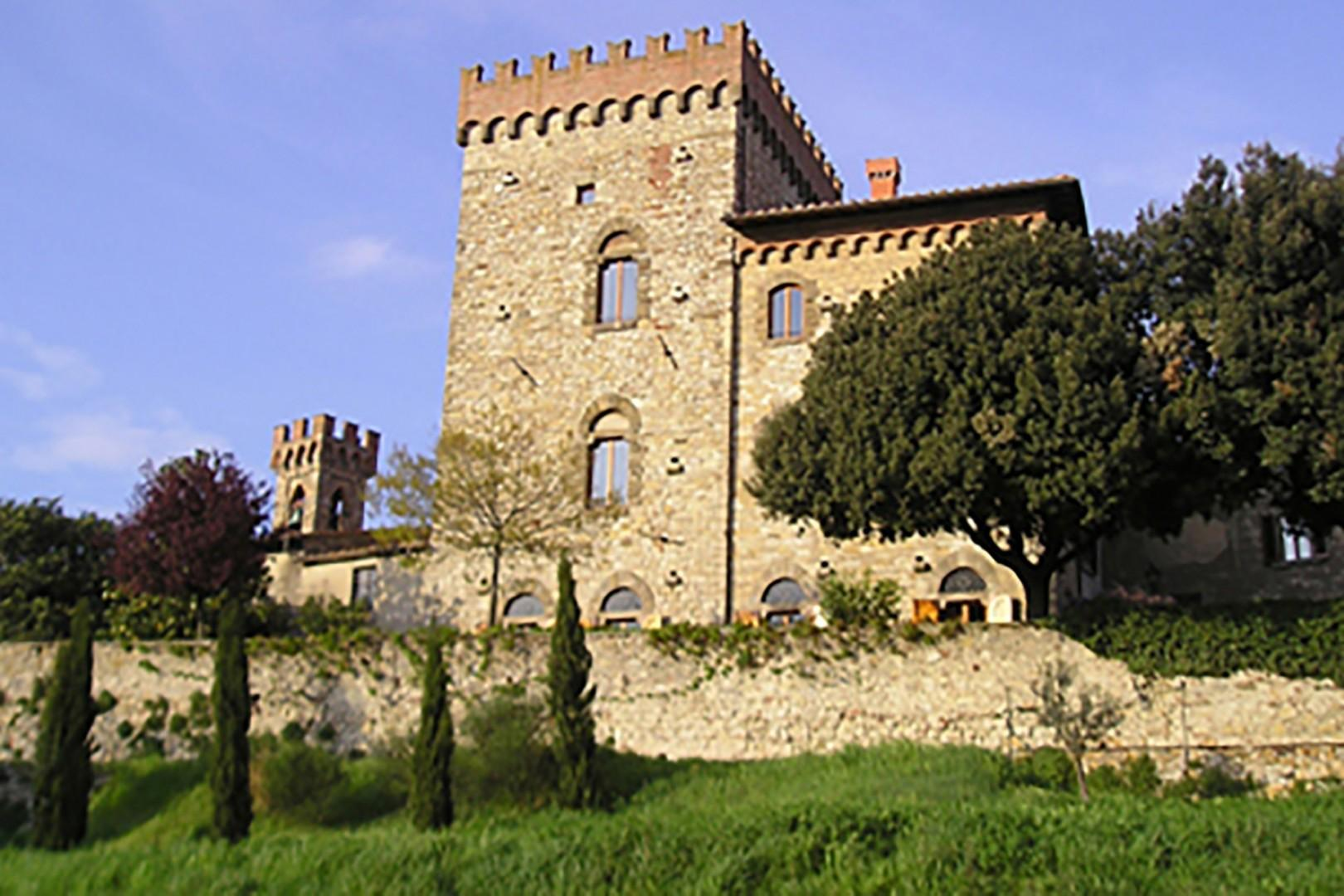 Volognano Castle has tours and wine tastings.