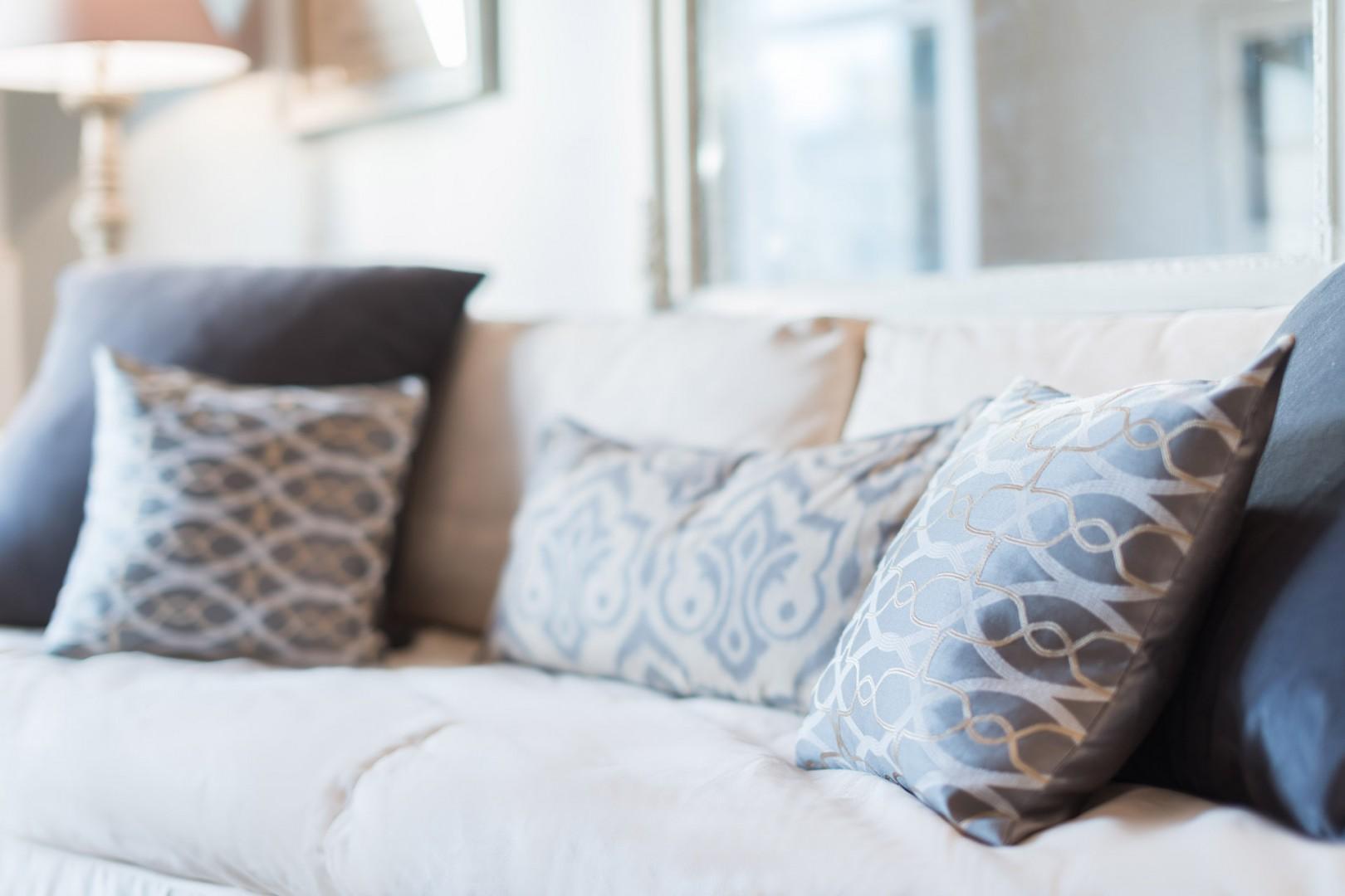 Enjoy the elegant surroundings and stylish touches.