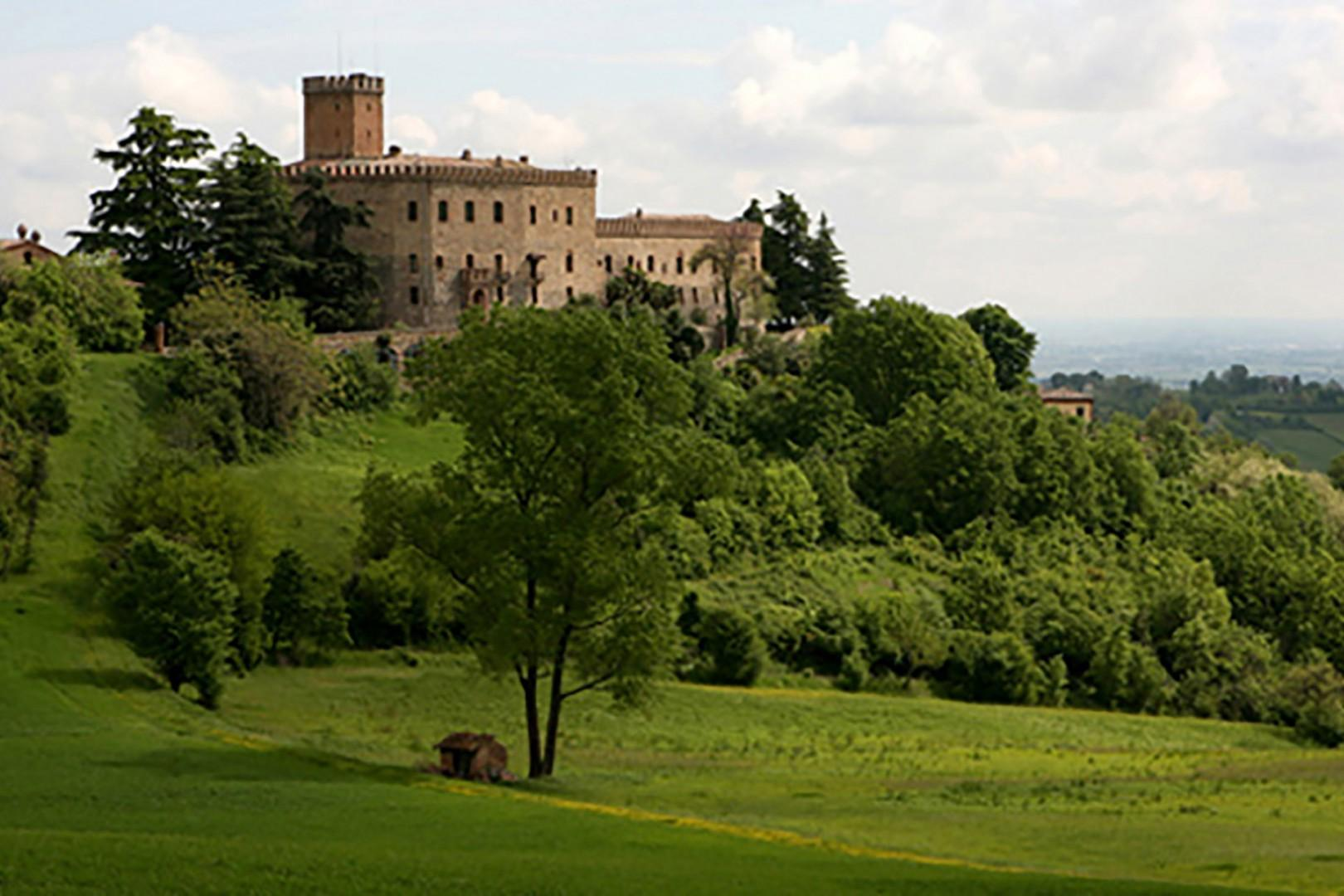 Nearby castle is a great place to visit, dine and enjoy the spa.
