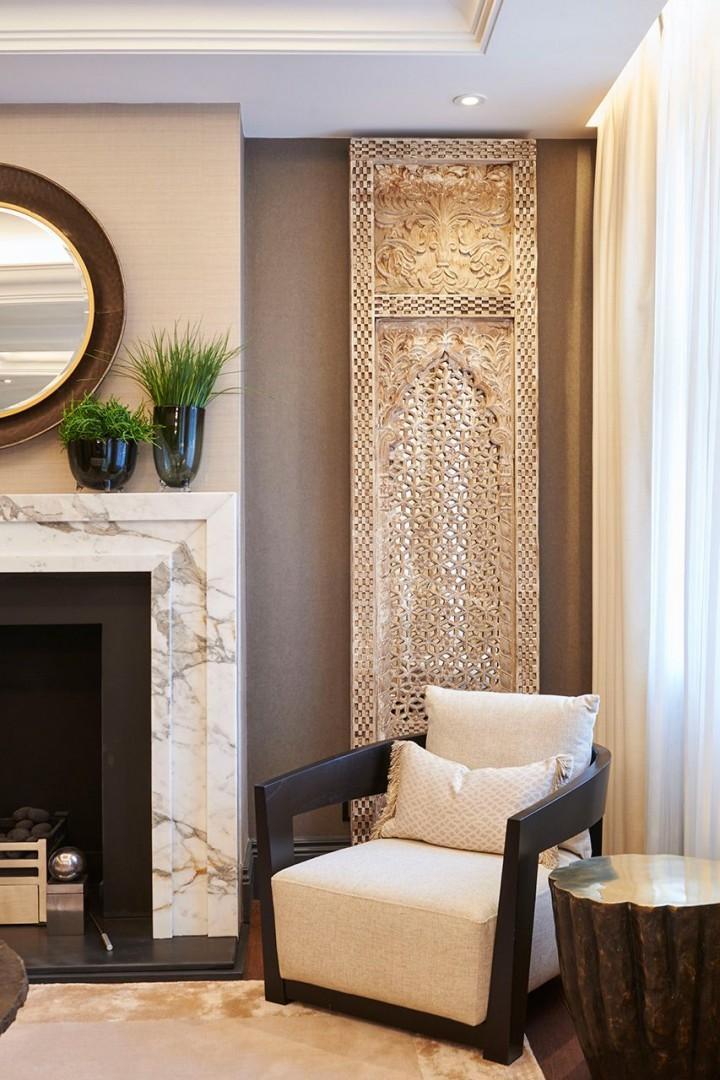 Enjoy the exquisitely designed interiors