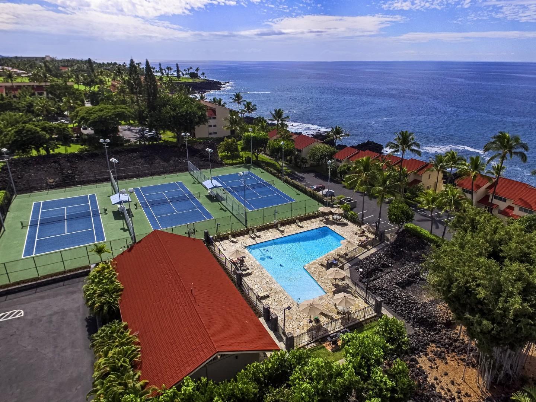 Keauhou Kona Surf & Racquet Pool