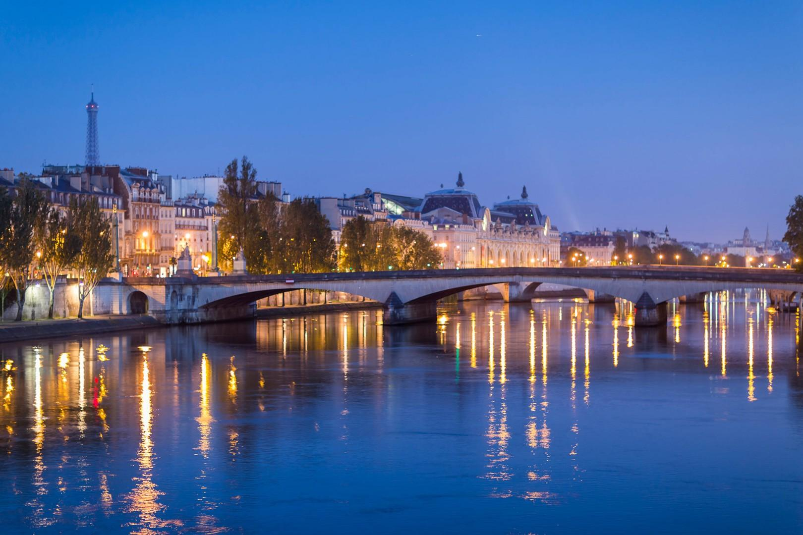 See why they call Paris the City of Light.