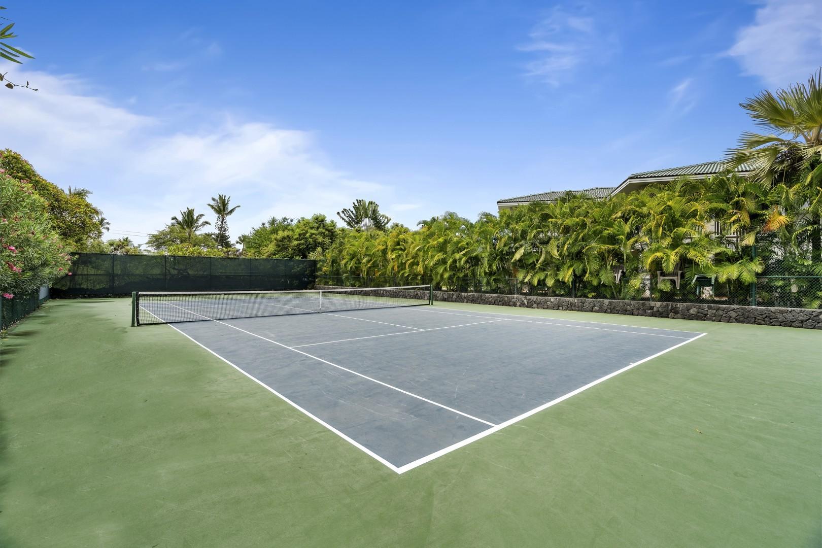 Community Tennis Courts!