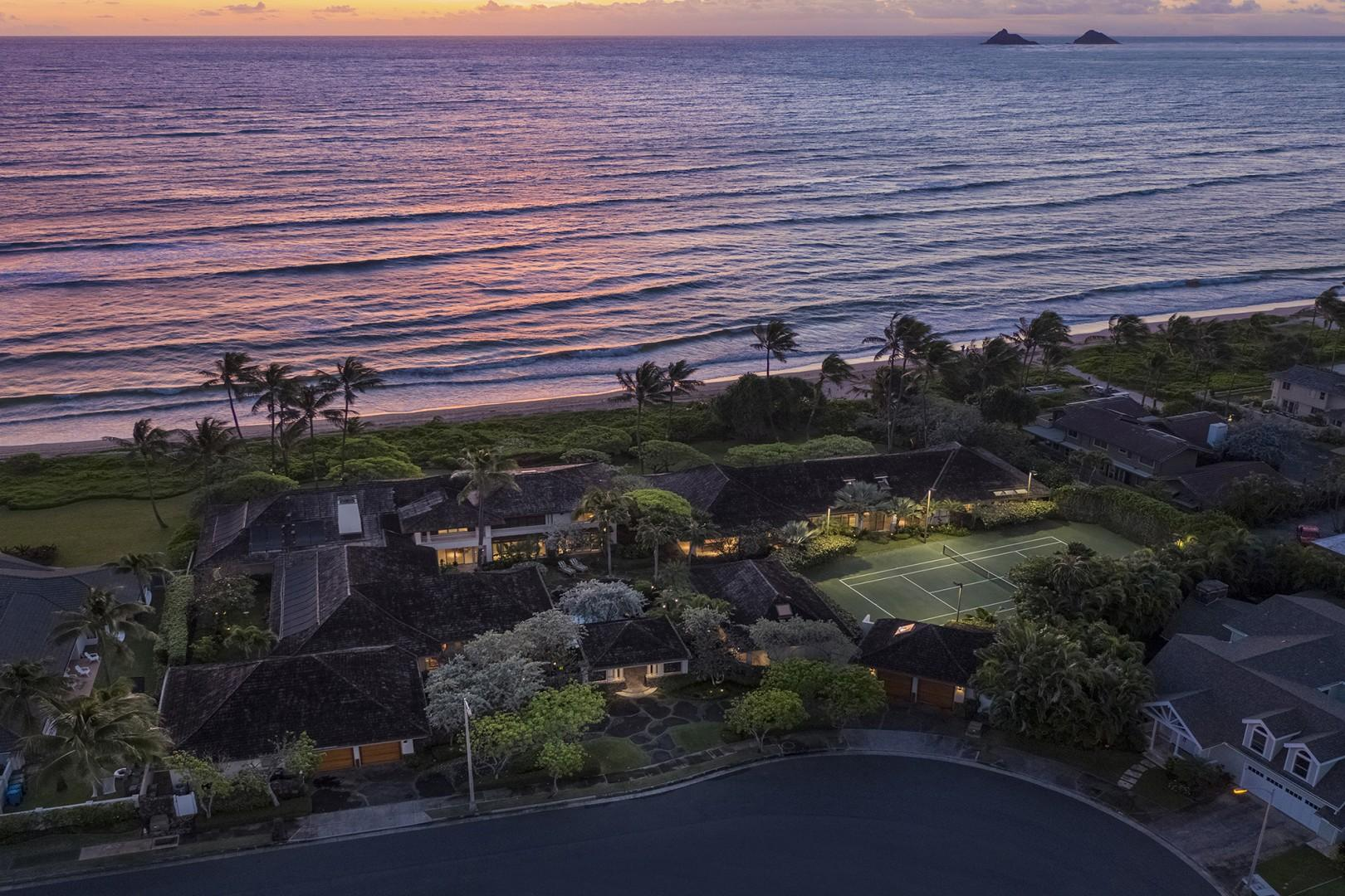 Make Kai Moena Estate your home away from home.